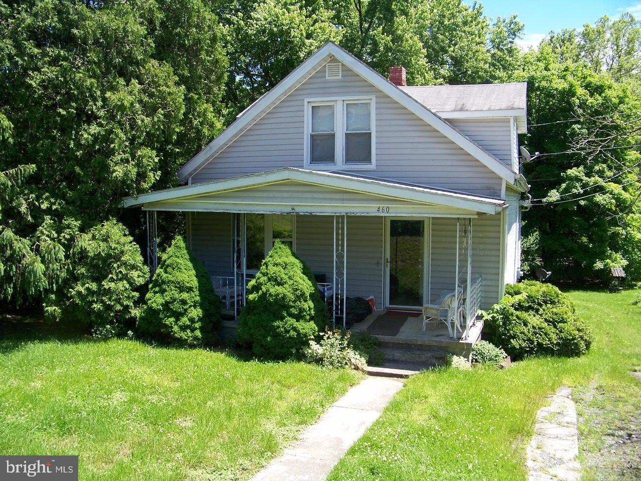 460 HYNDMAN RD, HYNDMAN, PA 15545