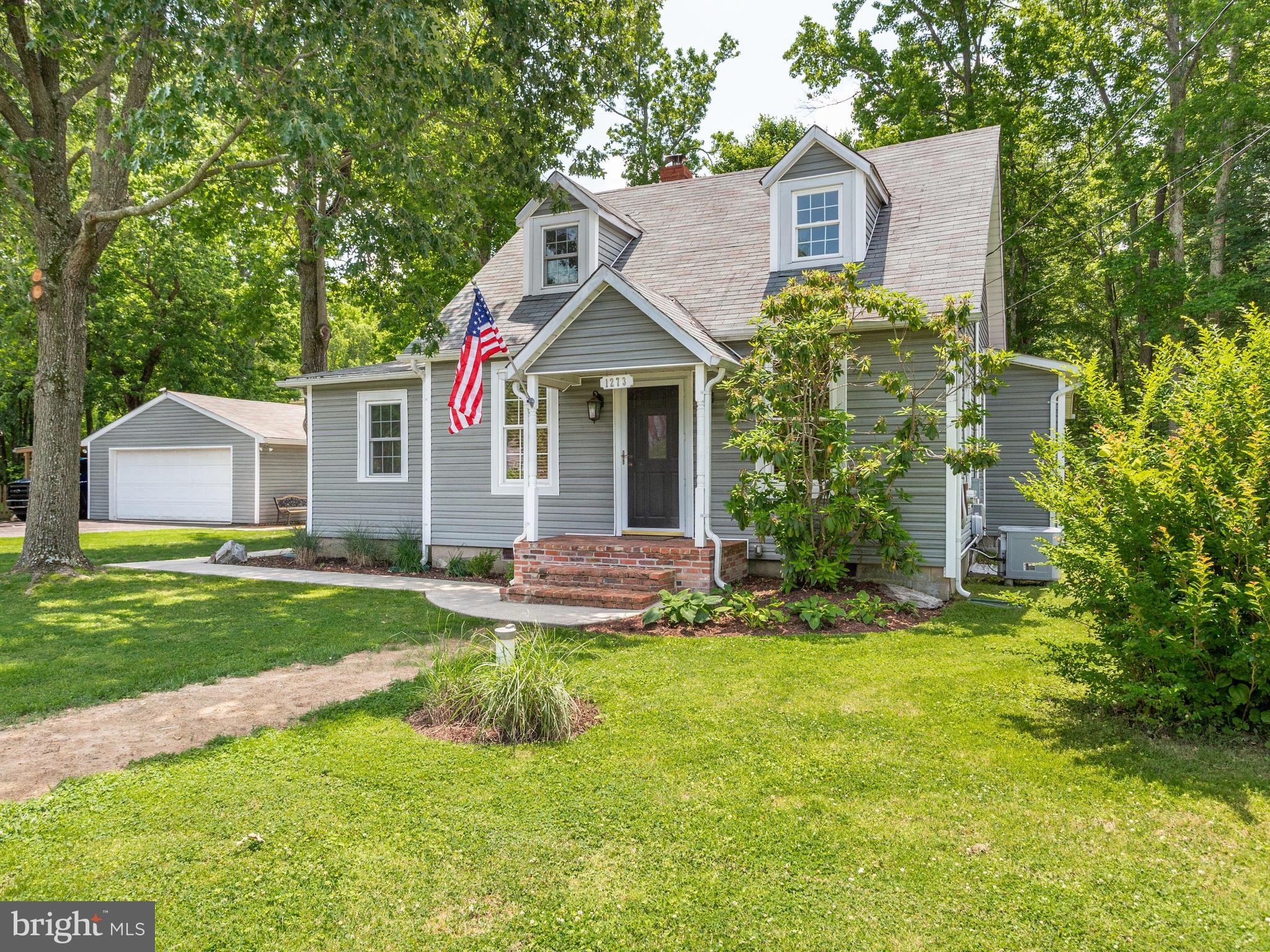 1273 STEAMBOAT ROAD, SHADY SIDE, MD 20764