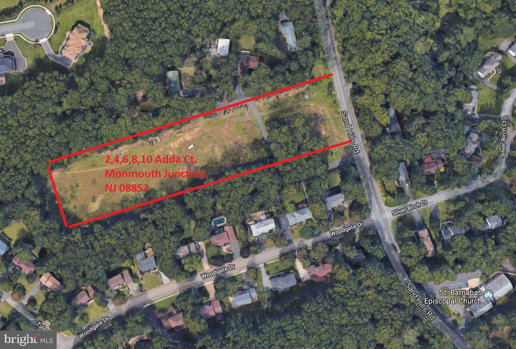 5 Lots - ADDA COURT, MONMOUTH JUNCTION, NJ 08852
