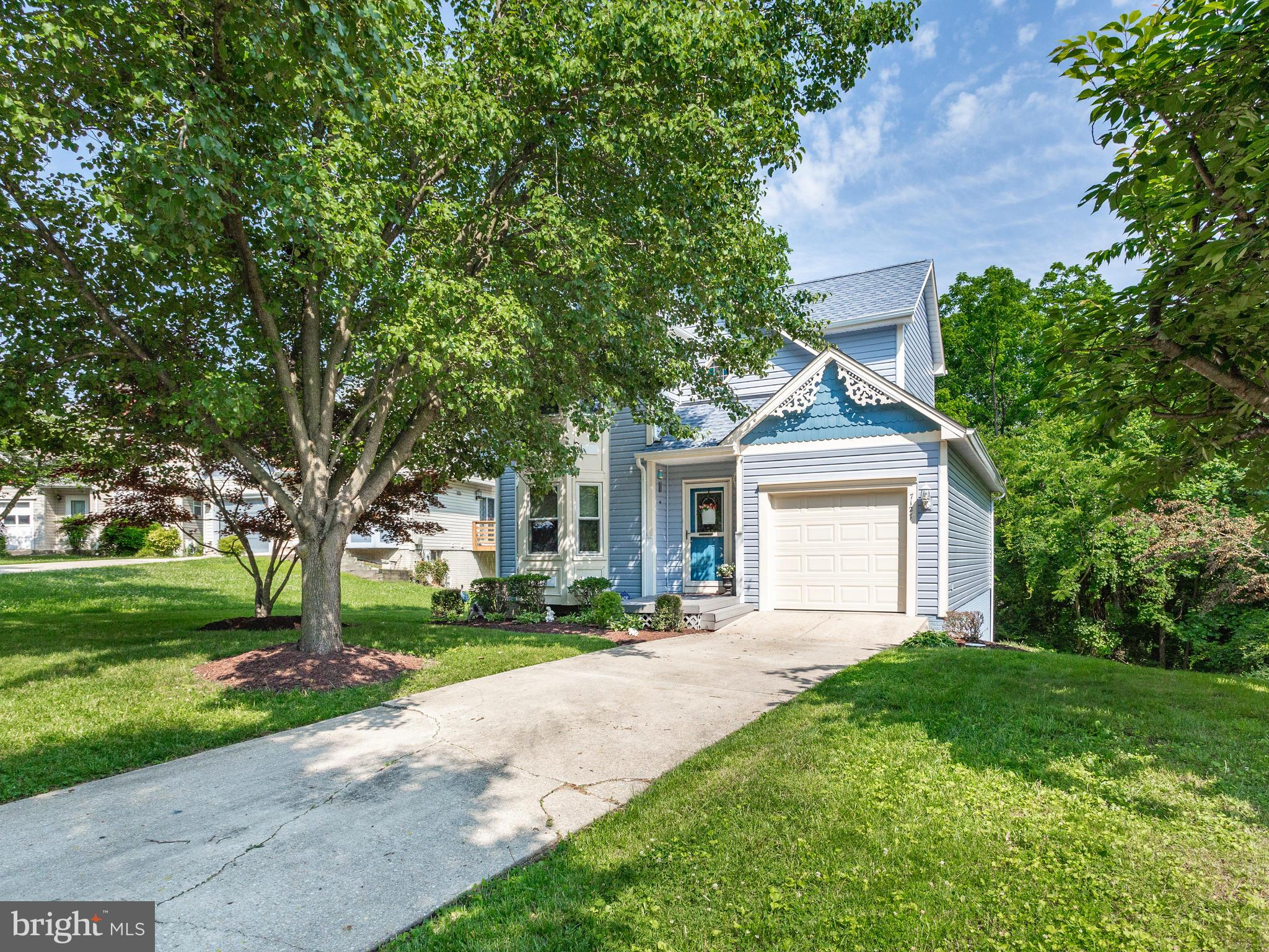 7127 CARRIAGE HILL DRIVE, LAUREL, MD 20707