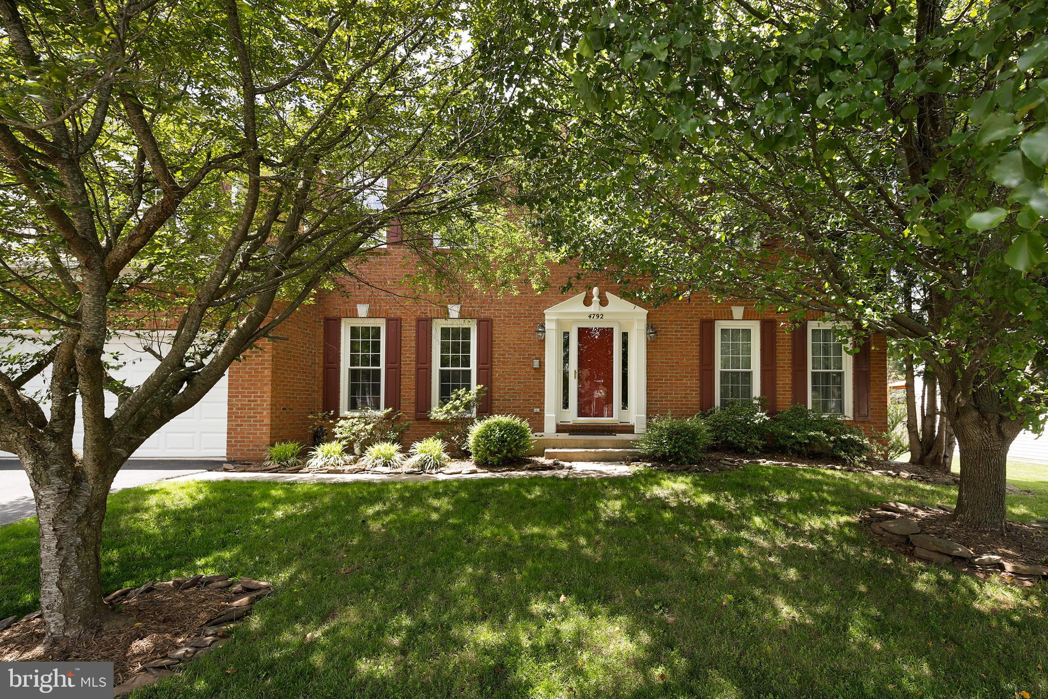 4792 WALBERN COURT, CHANTILLY, VA 20151