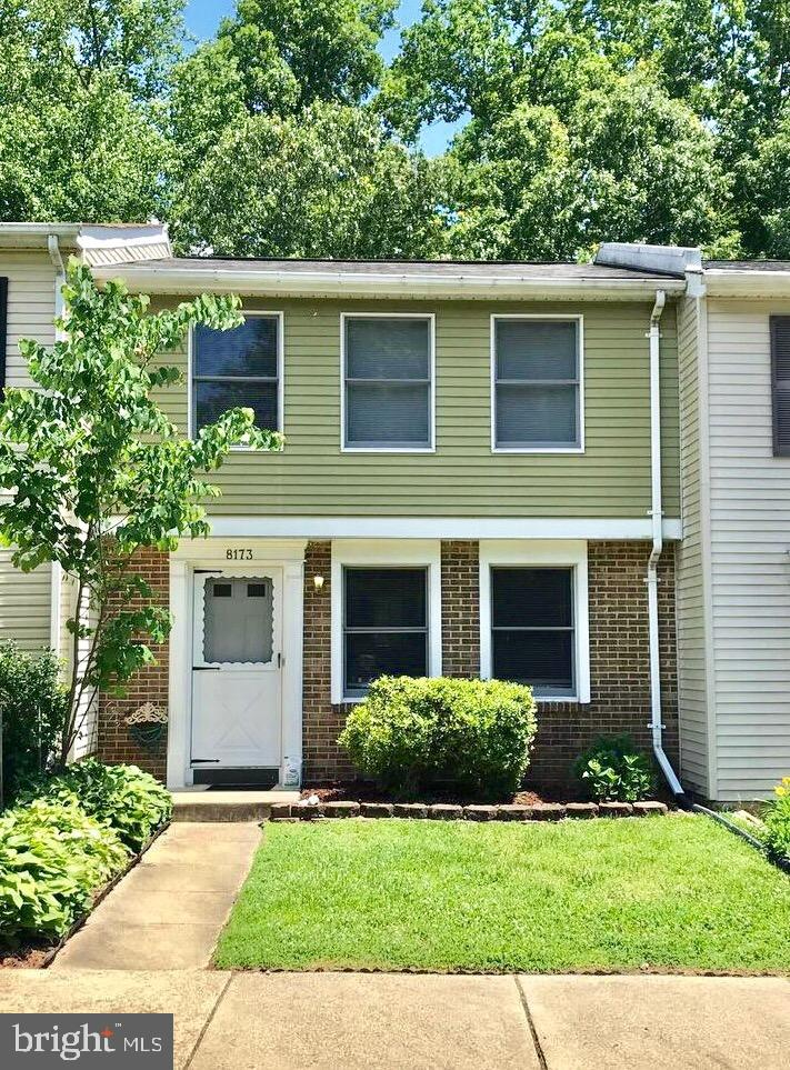 NEW INCENTIVE: SELLER IS OFFERING TO PAY CLOSING COSTS (UP TO 3% OF THE SALES PRICE). | This spacious and cozy two level mixed front townhouse, located in the Newington Forest area has lots to offer! A spacious living room has large windows that let in lots of sunlight makes this the perfect area to relax! The dining area offers a great place for gathering and leads you into a brightly lit kitchen! A front staircase leads you to the upper level where three bedrooms offer lots of living space. The lower level features a walk out backyard complete with a mid-sized shed that can be utilized as for storage. The private backyard backs to tall trees and opens to a park! Community amenities include walking trails, tennis courts, and more! 8173 Willowdale Court is located close to lots of shopping and parks and is minutes from Fairfax County Parkway & I-95! Schedule your viewing today! | AMENITIES: Baseball Field, Basketball Courts (3), Community Center, Pool (deck, wading pool for toddlers, diving board, slide basketball hoop and two charcoal grills), Tennis and Multi-use Courts (6); Trails (walk, run, hike or bike from your home).