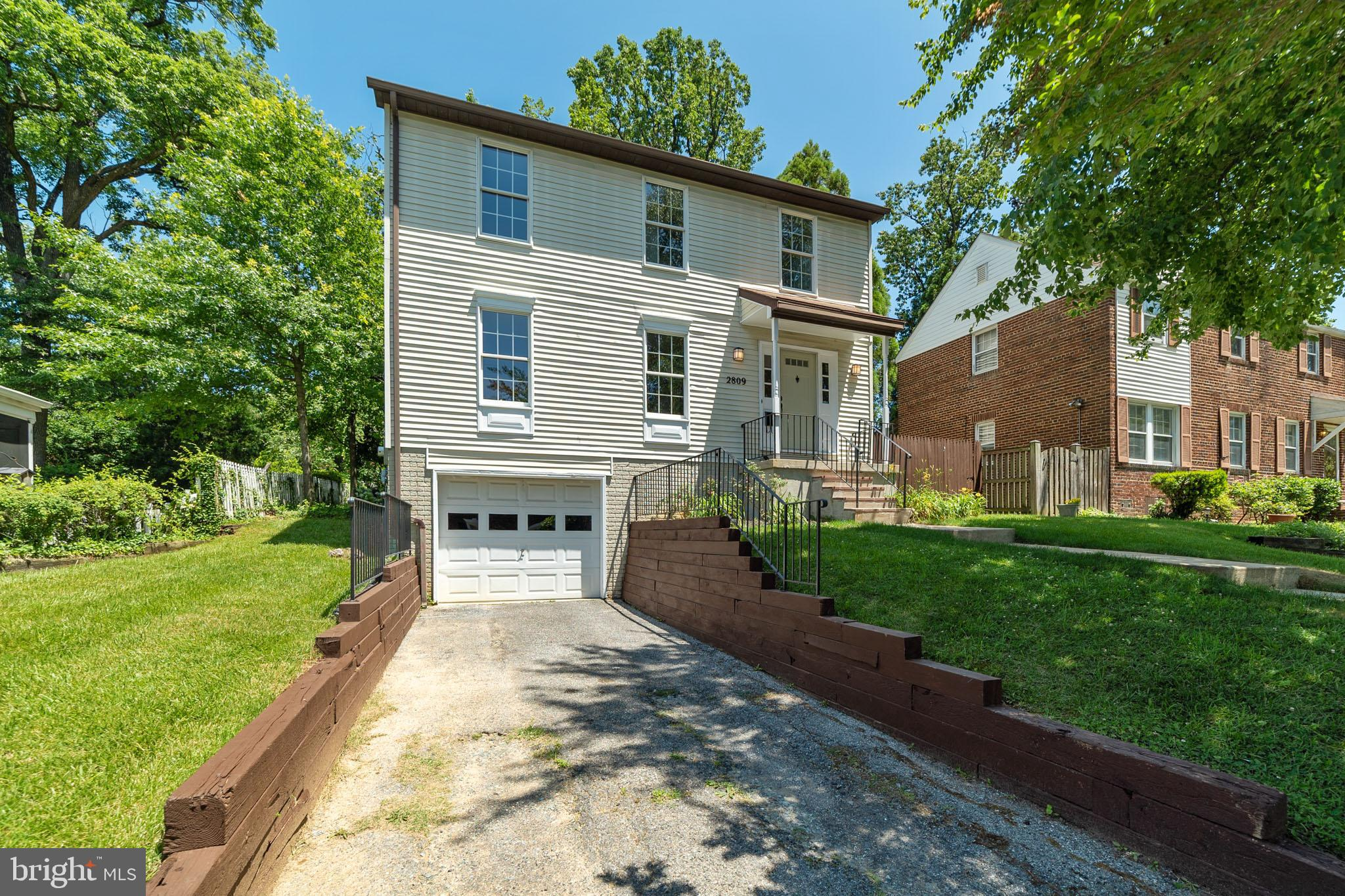 2809 LAUREL AVENUE, CHEVERLY, MD 20785