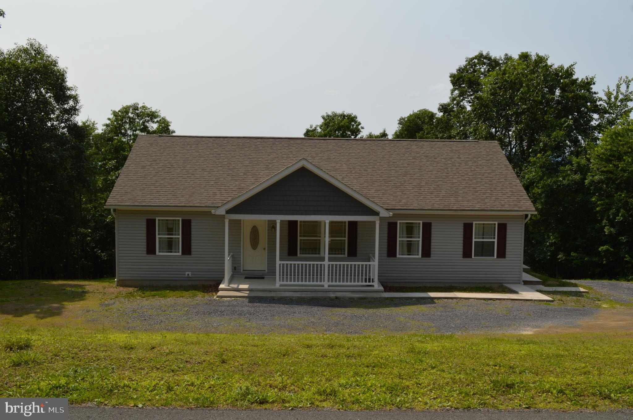 2436 DONALDSON LOOP ROAD, FORT ASHBY, WV 26719