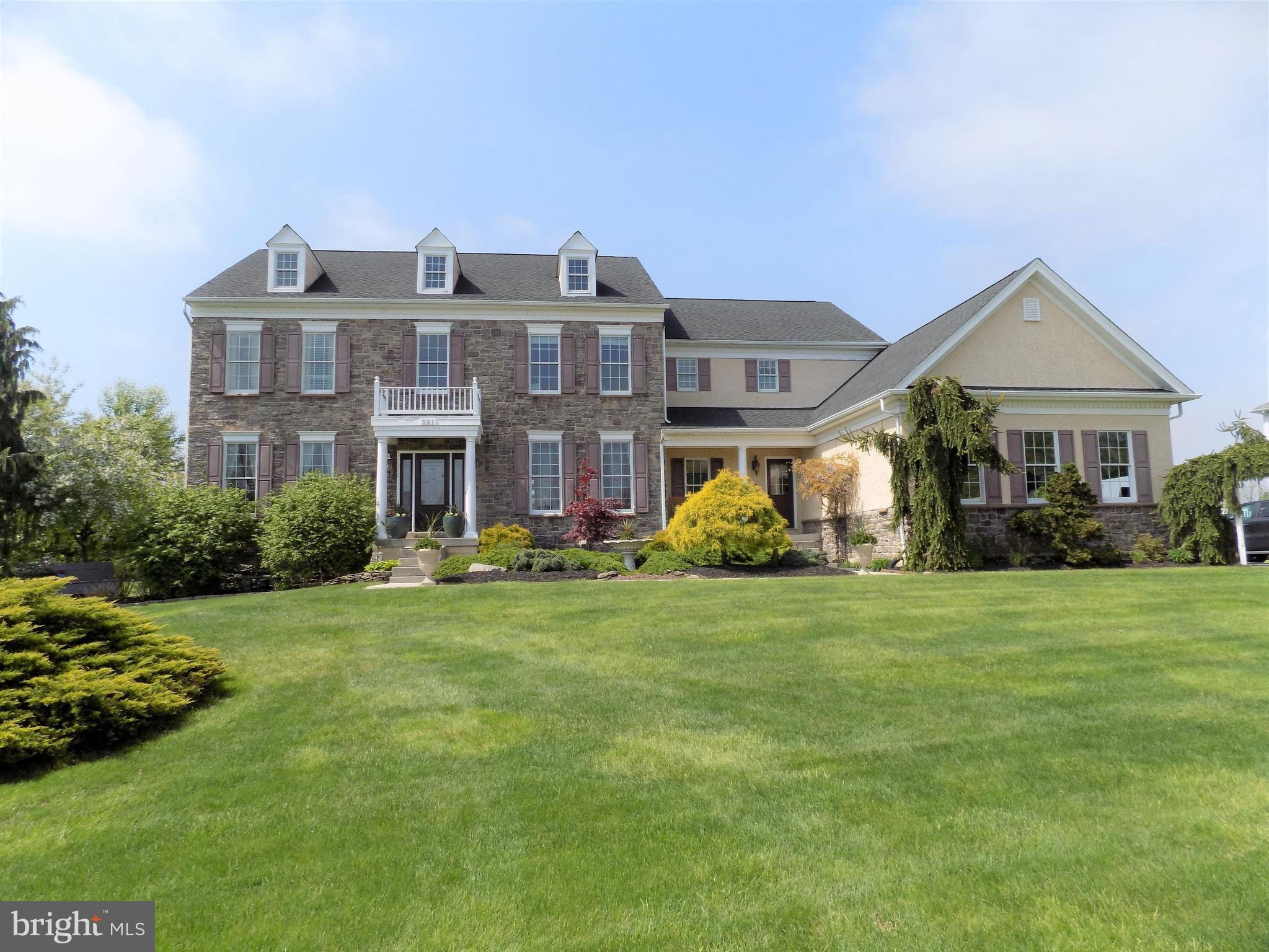 581 ROCKBRIDGE ROAD, NAZARETH, PA 18064