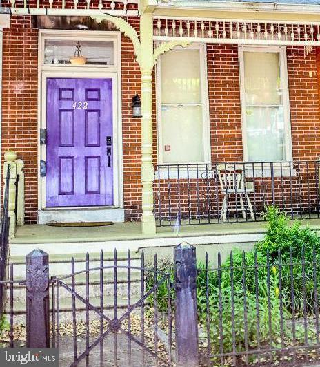 422 CHAMBERS AVENUE, CAMDEN, NJ 08103