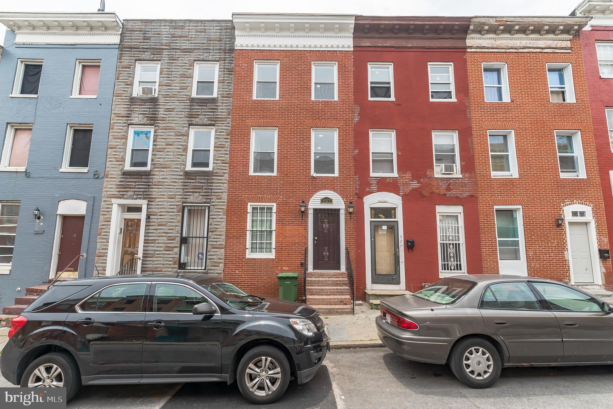 927 BENNETT PLACE, BALTIMORE, MD 21223