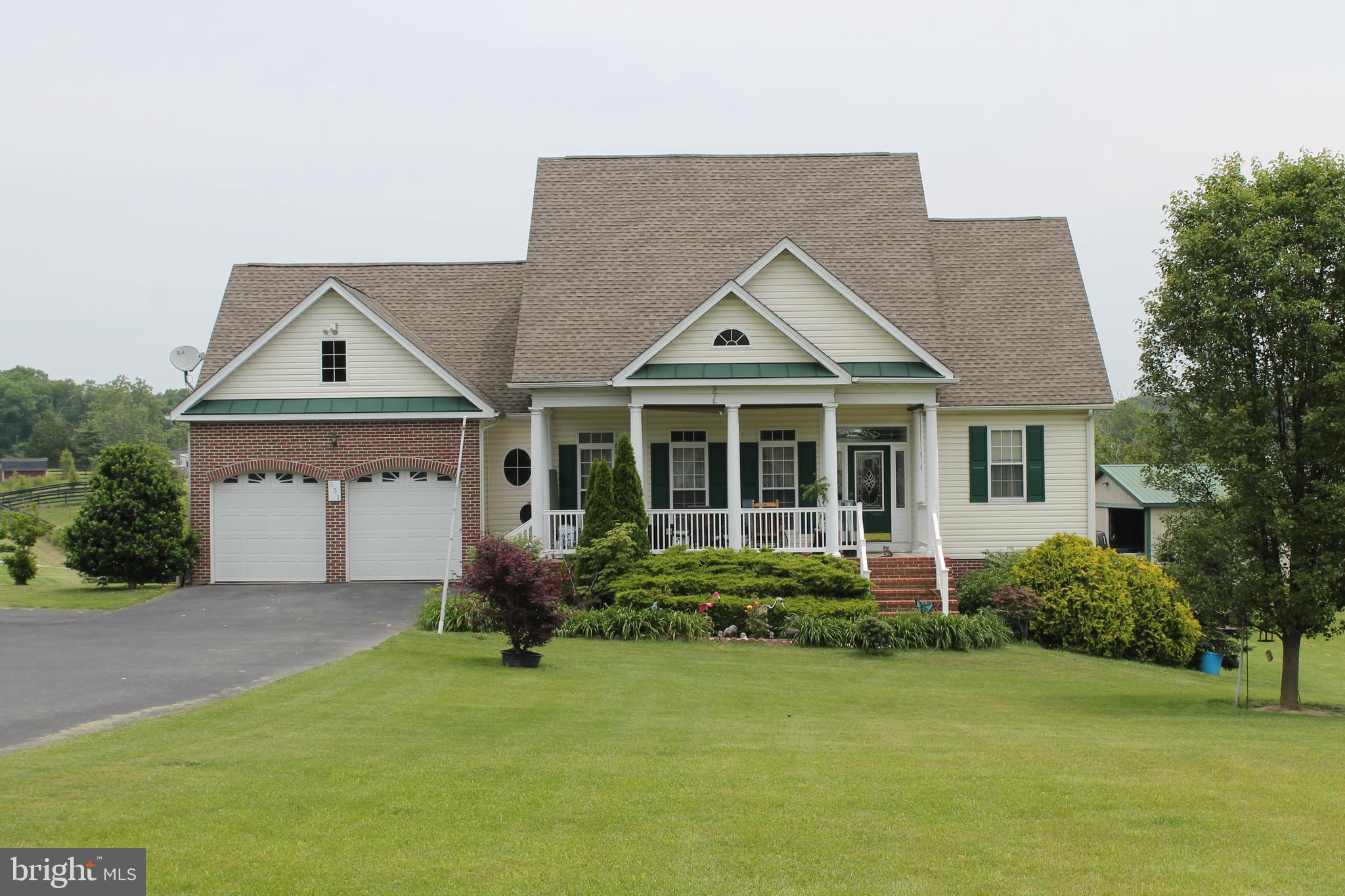 551 N BUCKTON ROAD, MIDDLETOWN, VA 22645