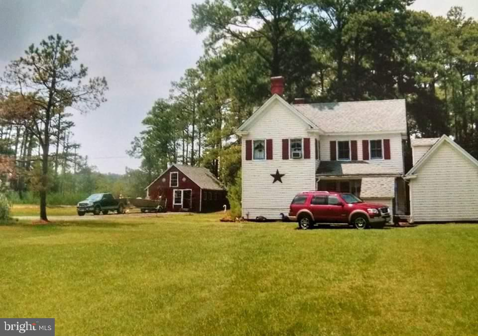1861 TEDIOUS CREEK ROAD, TODDVILLE, MD 21672