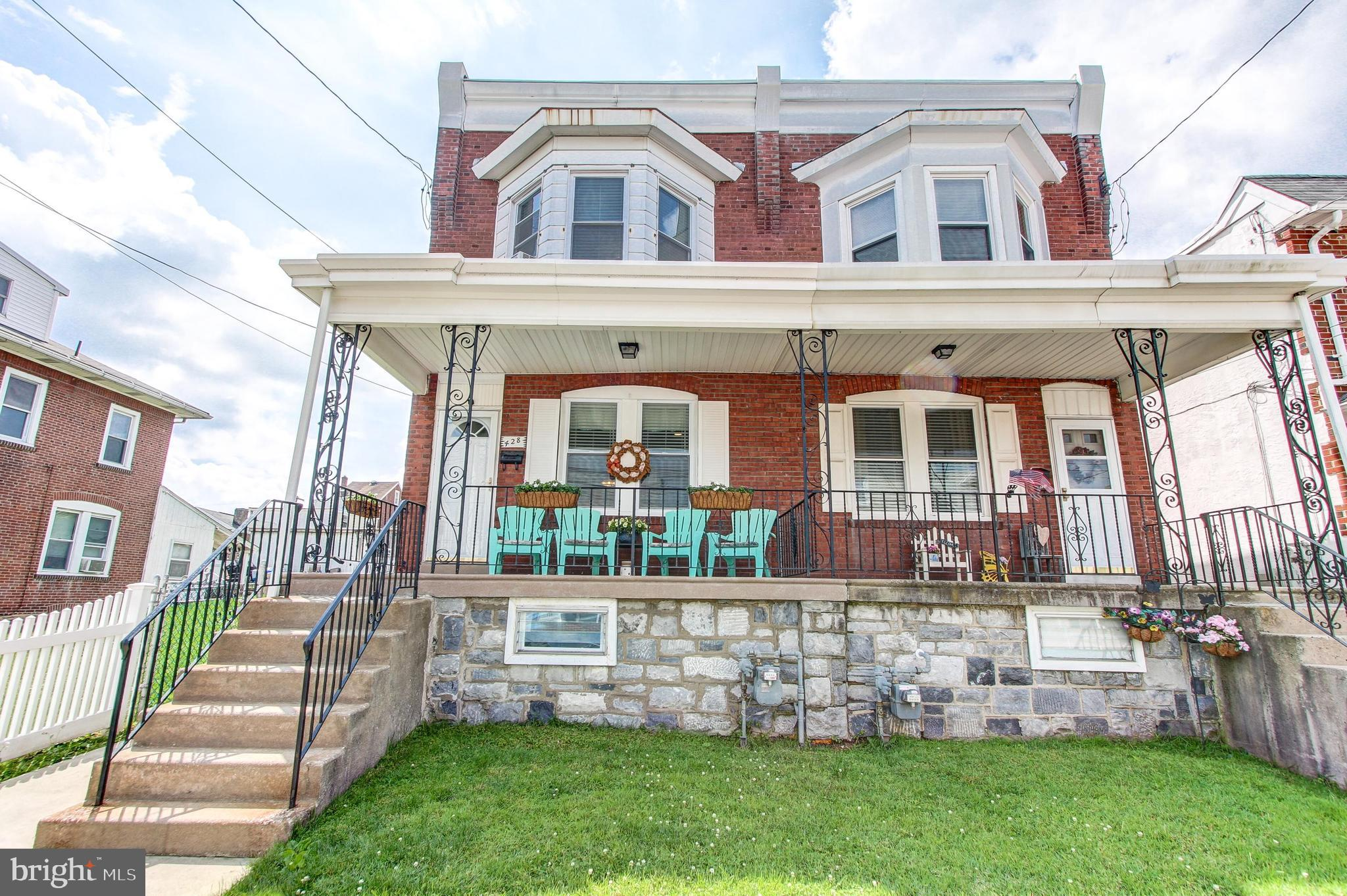 428 GROVE STREET, BRIDGEPORT, PA 19405