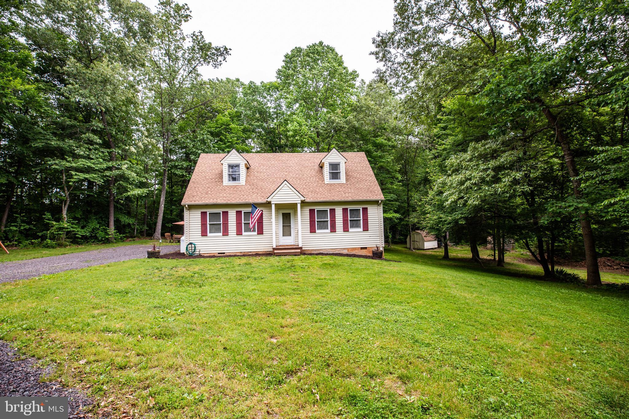 6293 WATERFORD ROAD, RIXEYVILLE, VA 22737