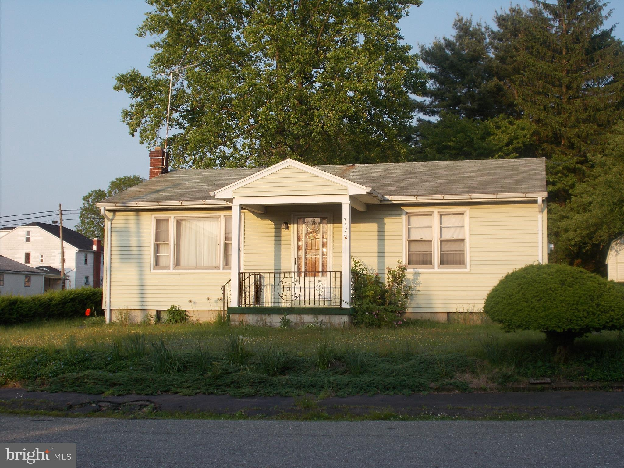 431 S CLEVELAND STREET, MCADOO, PA 18237