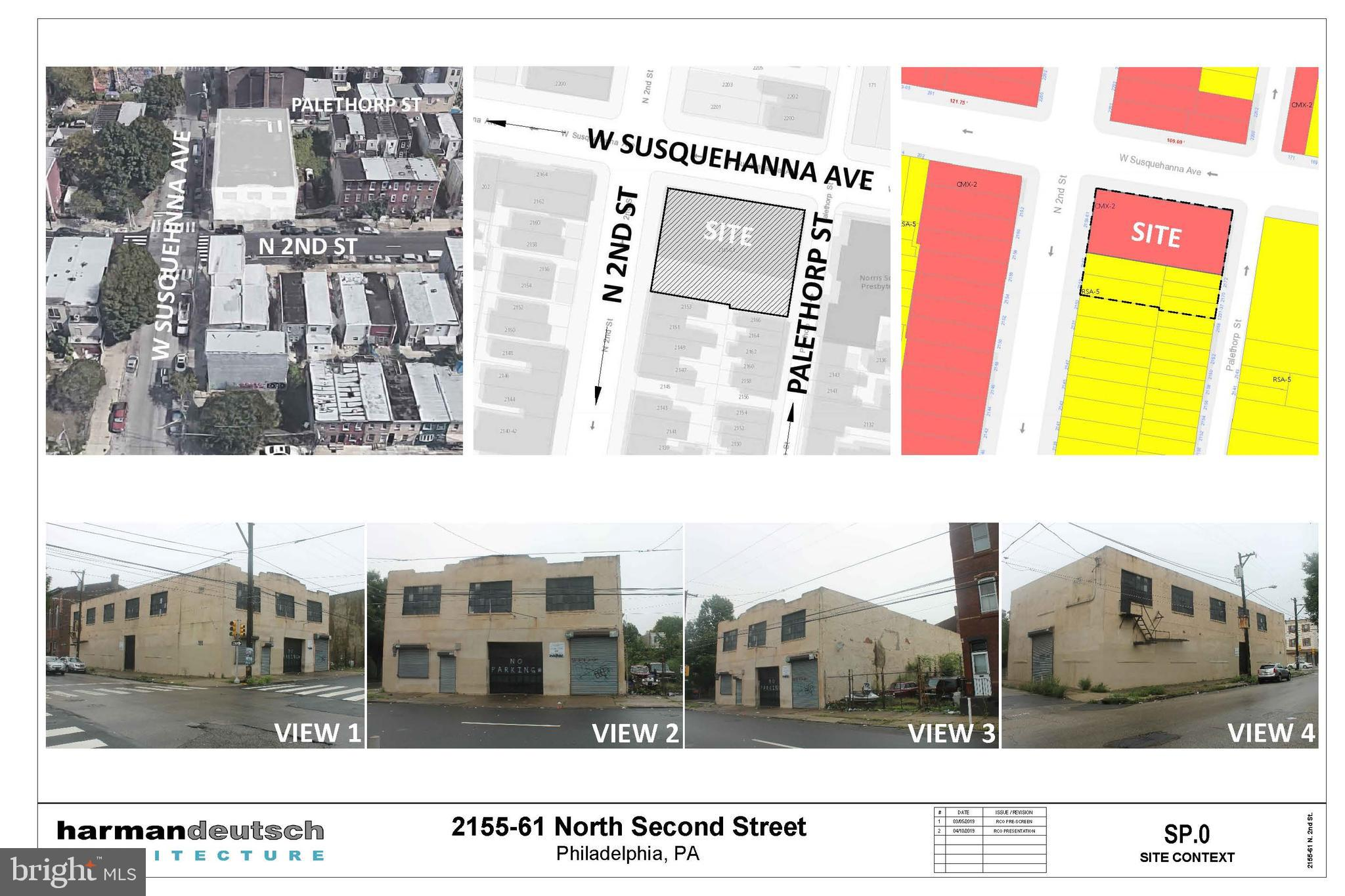 2155 N 2ND STREET, PHILADELPHIA, PA 19122