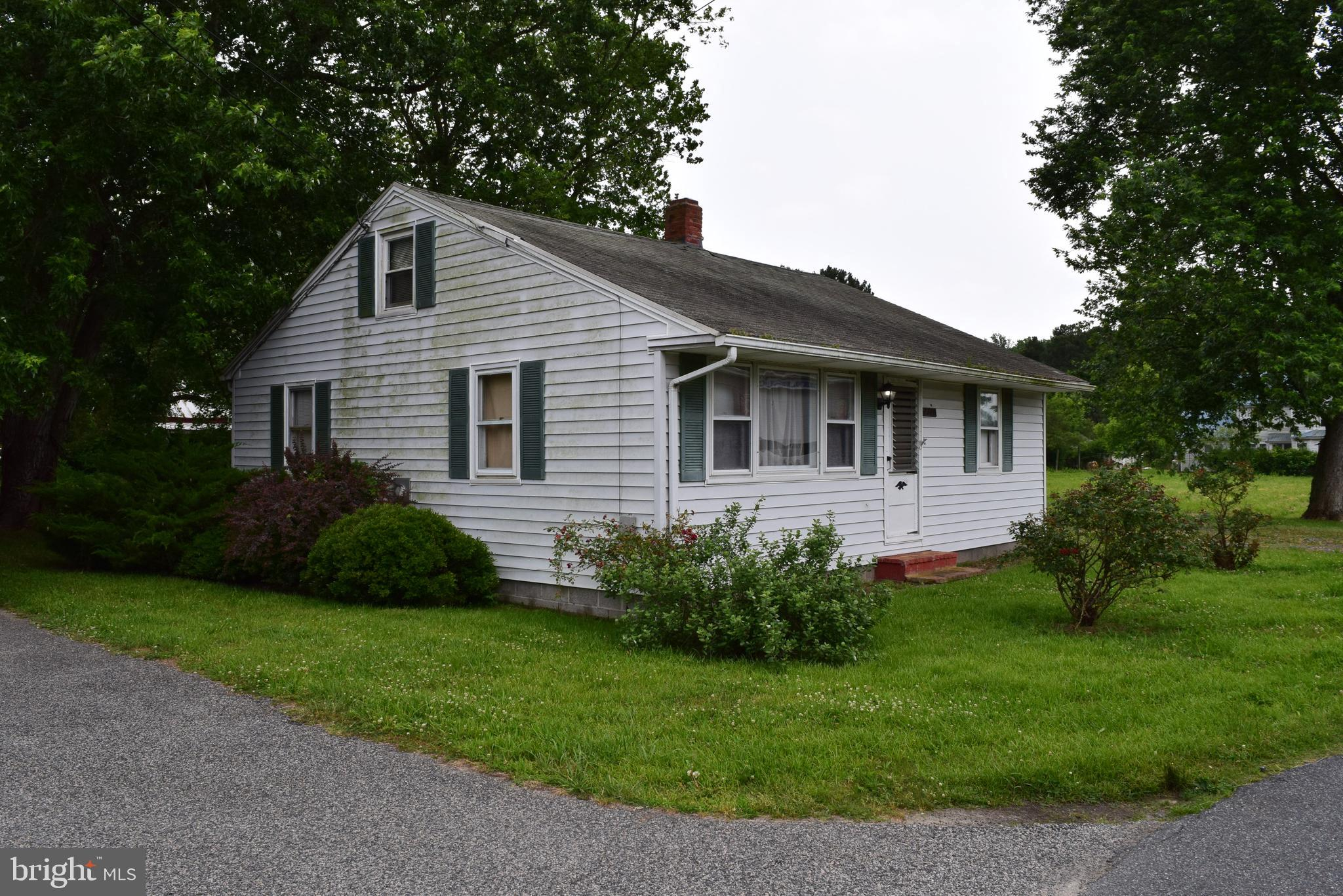 2740 SNOW HILL ROAD, GIRDLETREE, MD 21829
