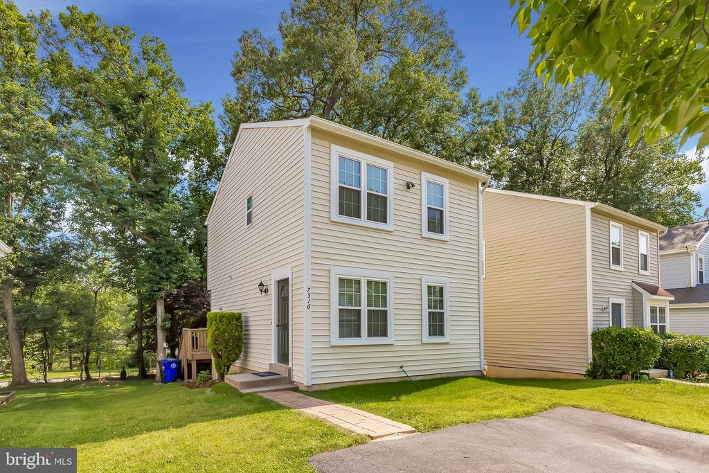7516  MATTINGLY LANE, Gaithersburg in MONTGOMERY County, MD 20879 Home for Sale