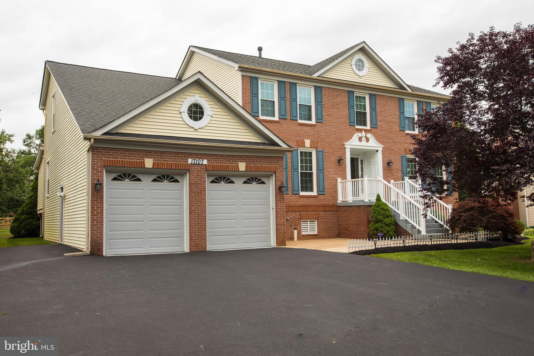17107 CAMPBELL FARM ROAD, POOLESVILLE, MD 20837