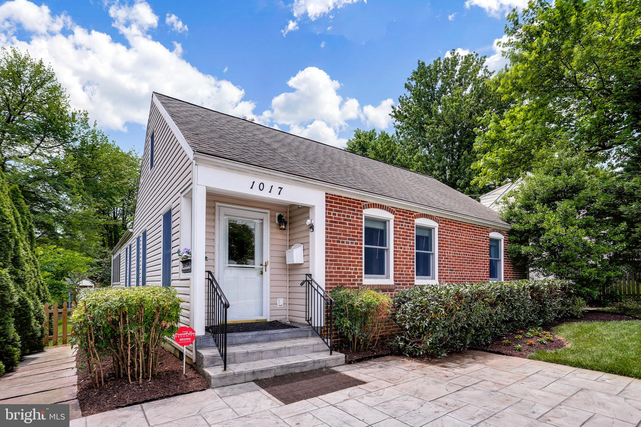 1017 VEIRS MILL ROAD, ROCKVILLE, MD 20851