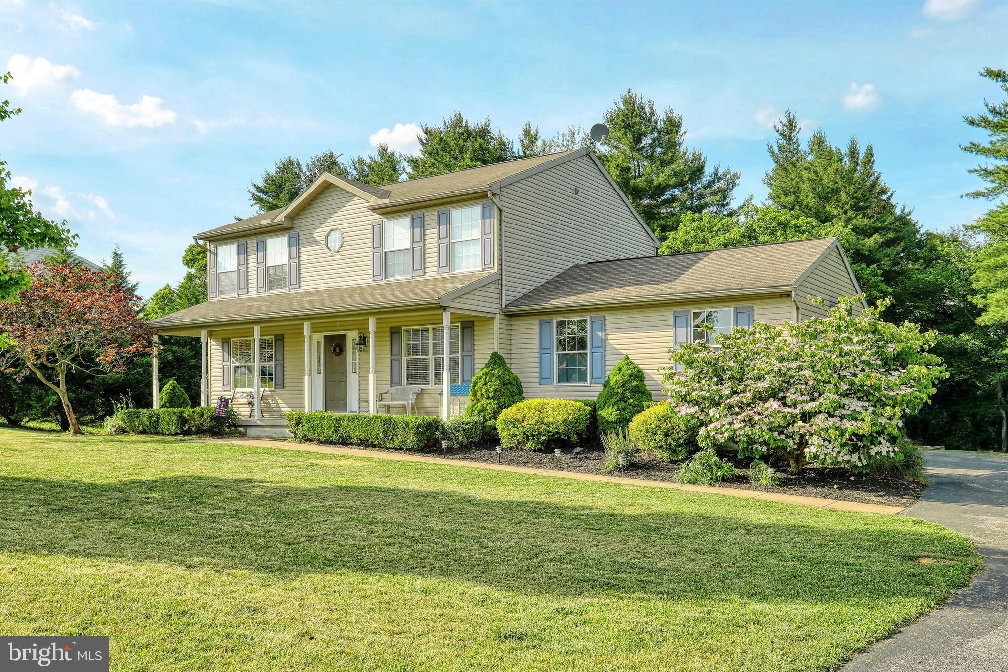 15395 SPARKLIN SPRINGS LANE, AIRVILLE, PA 17302