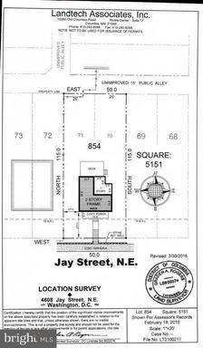 Jay St Ne Washington DC 20019