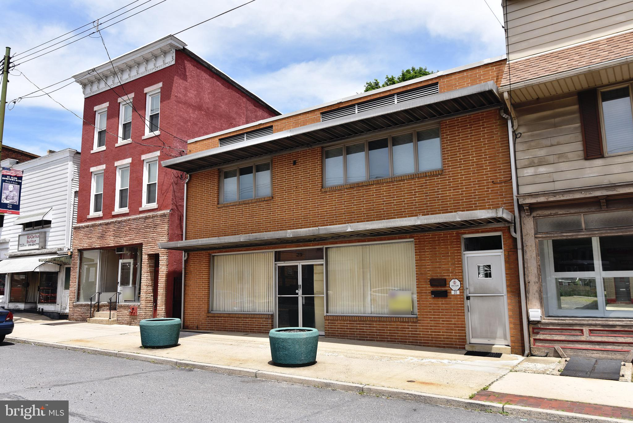 29 S 2ND STREET, SAINT CLAIR, PA 17970