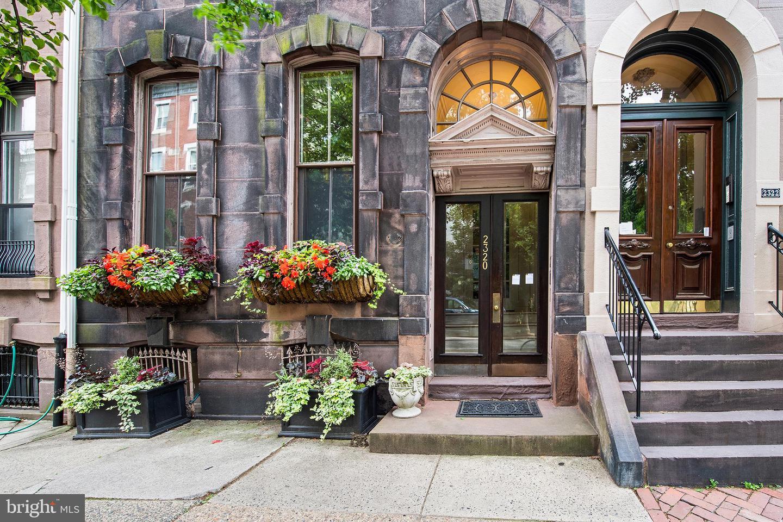 2320 Spruce Street Philadelphia , PA 19103