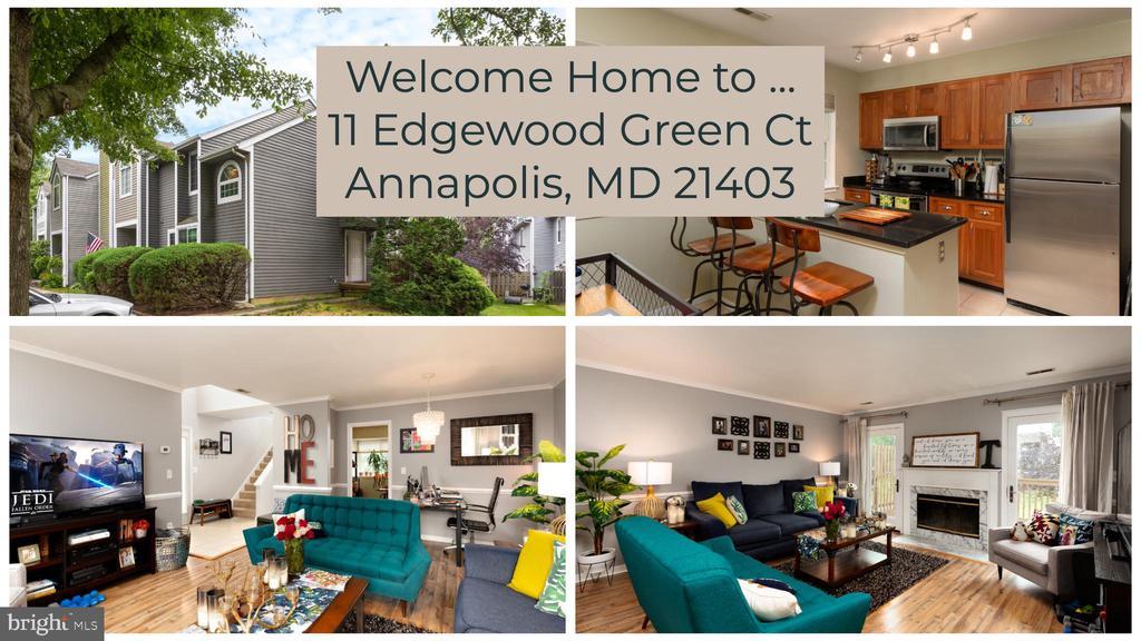 11  EDGEWOOD GREEN COURT, Annapolis, Maryland