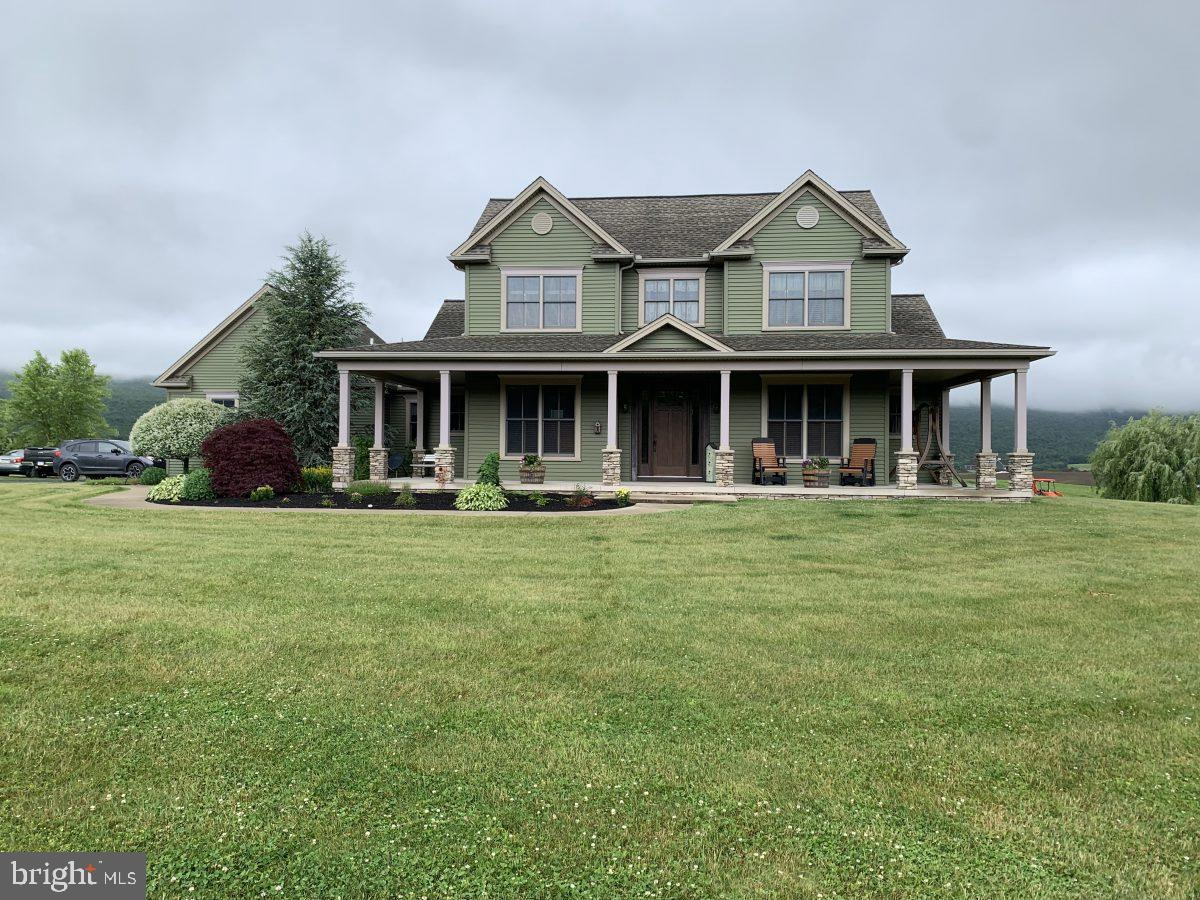 253 MIDDLE ROAD, HEGINS, PA 17938