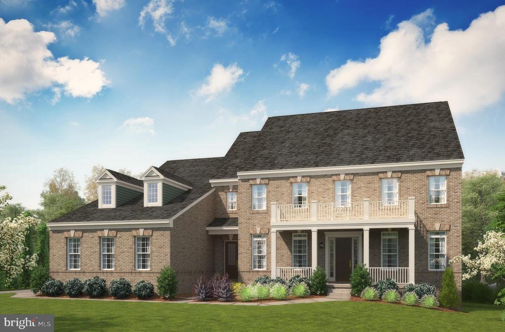 Only five homes left!! Brand New, Luxury construction, 3-car garage, on 1/2 acre homesite in prime Route 7 location, minutes to Reston Town Center, Tysons Corner, and Wolf Trap. Enjoy updated floorplans to include 10' ceilings, an entertainer's dream with a chef's kitchen, ample walk-in closets, a luxurious Owner's Retreat with spa bath, upstairs laundry room, and 5 additional bedrooms with en suite baths, to include one on the main level. Enjoy a relaxing afternoon on your covered front porch, or the serene views of your wooded backyard. Come see today why discerning buyers have made Summerhouse Landing Stanley Martin's #1 selling new home community in Fairfax County.