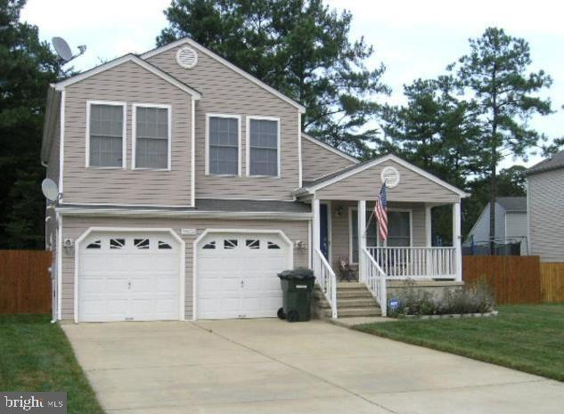 22658 ATHLONE DRIVE, GREAT MILLS, MD 20634