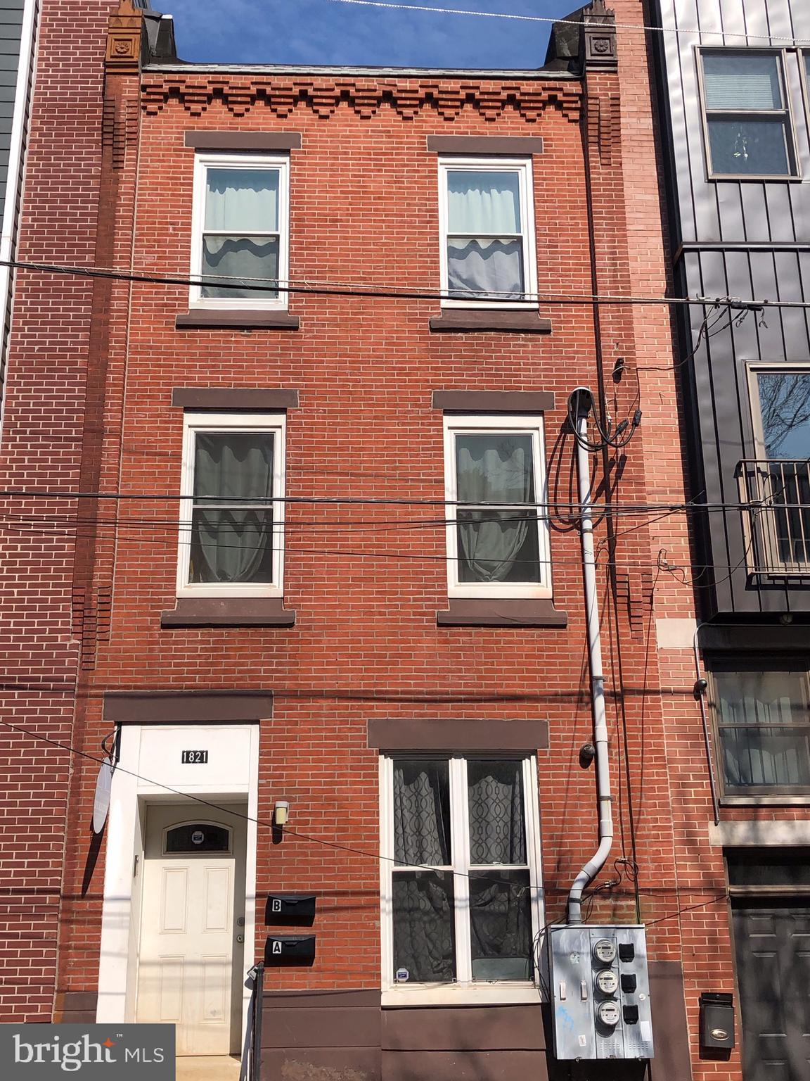1821 N BOUVIER STREET, PHILADELPHIA, PA 19121