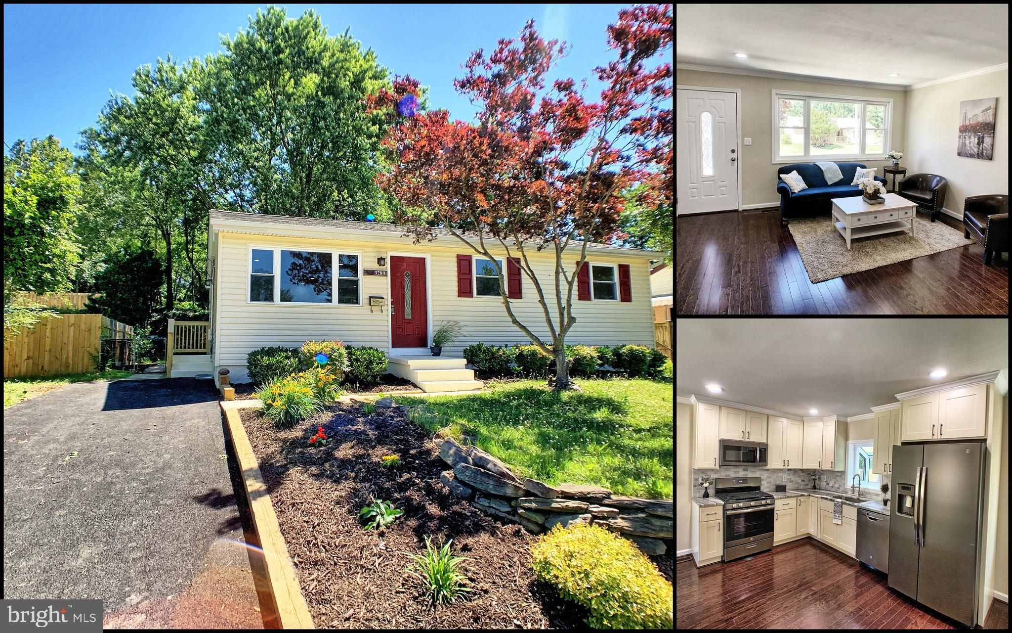 3289 SUDLERSVILLE S, LAUREL, MD 20724