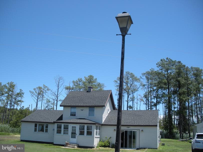 1855 ST. THOMAS CHURCH RD., TODDVILLE, MD 21672