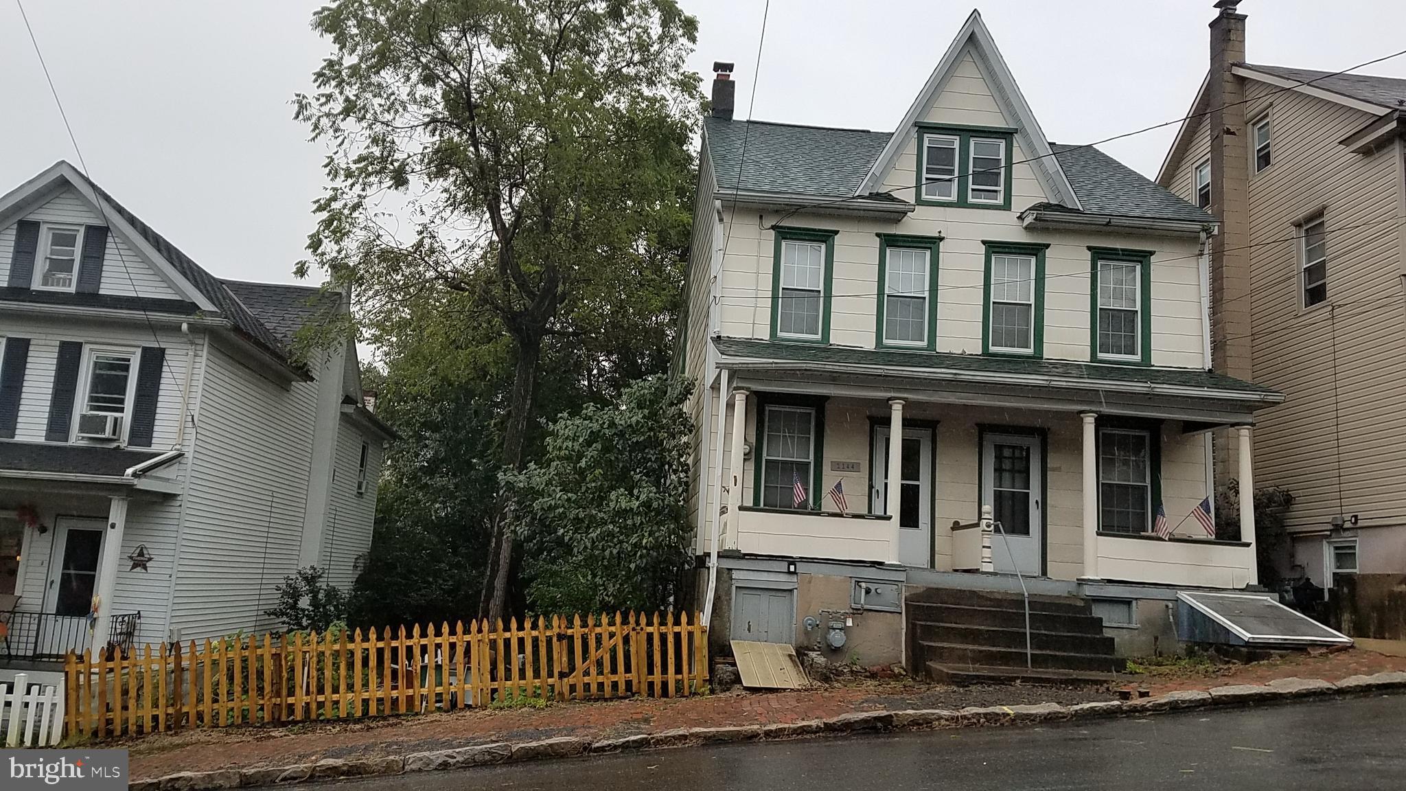 1144 W SPRUCE STREET, RANSHAW, PA 17866