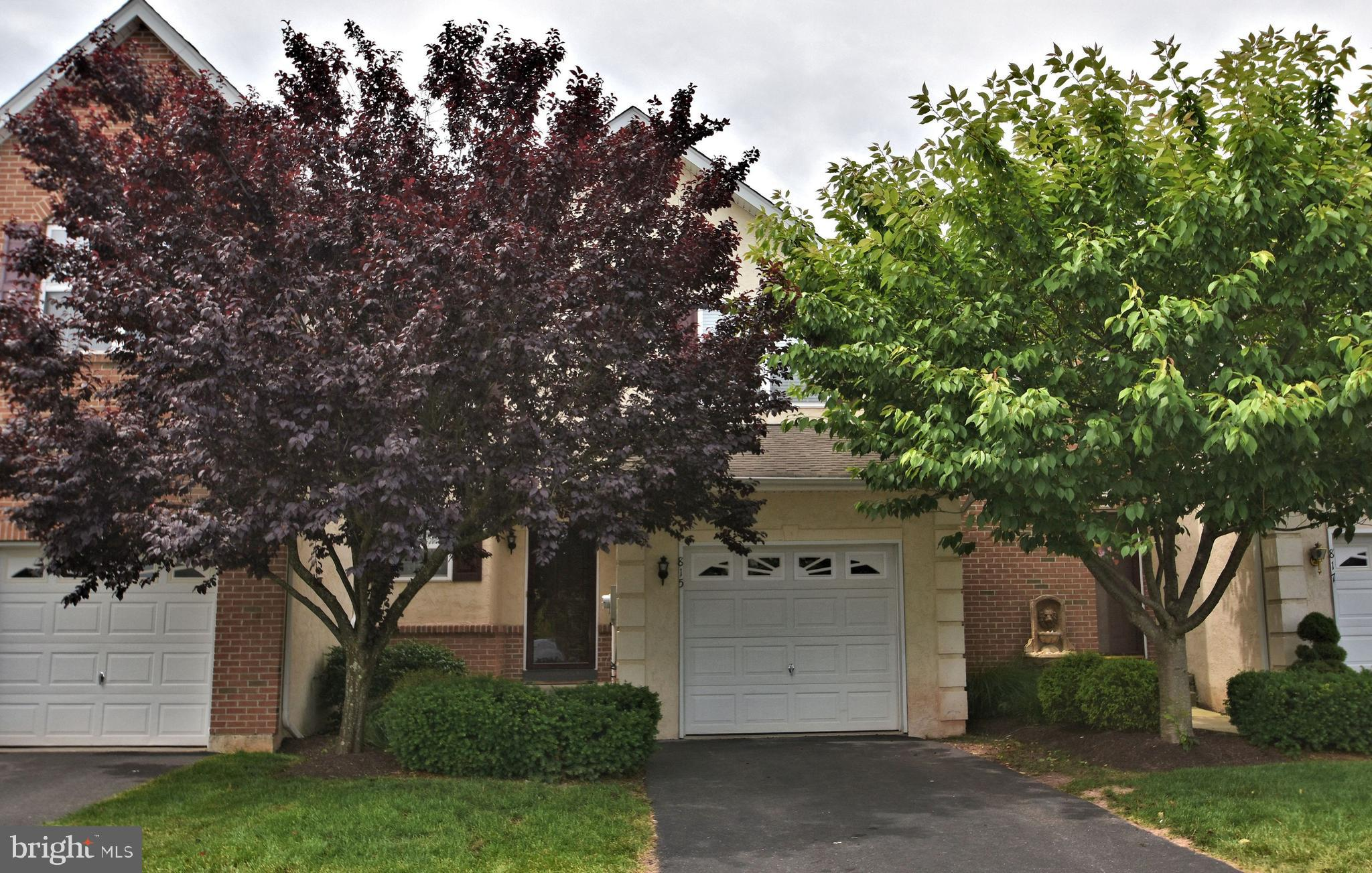815 CARRINGTON DRIVE, RED HILL, PA 18076