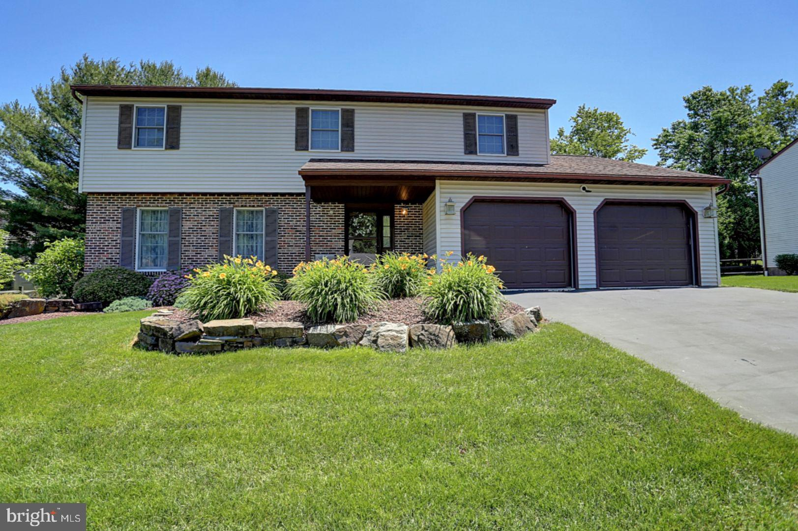 250 NEW CASTLE DRIVE, READING, PA 19607