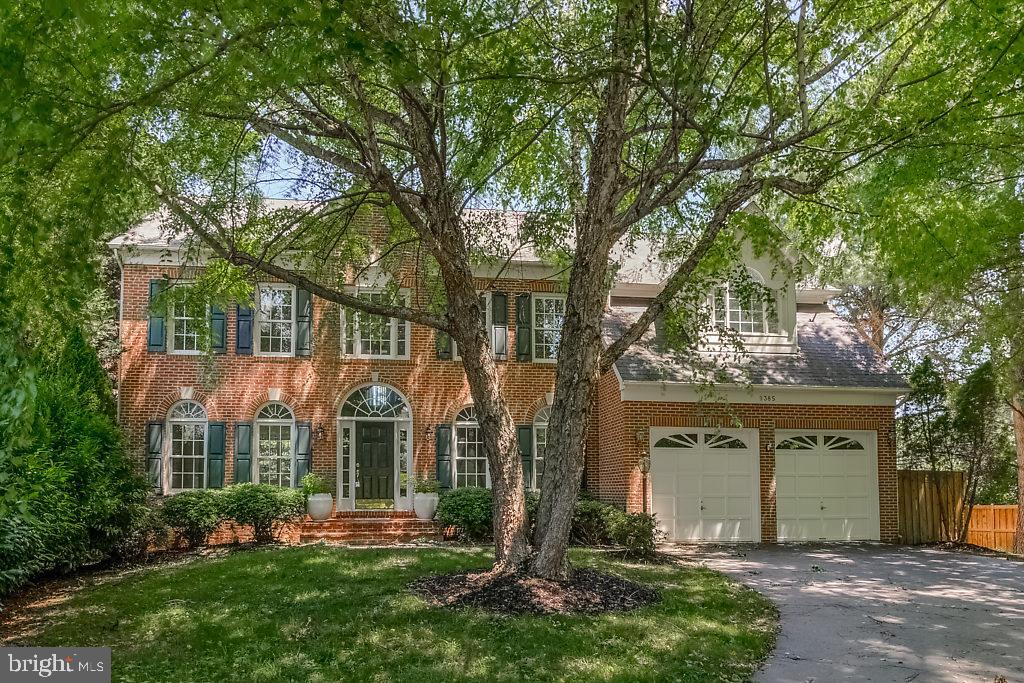 9385  COLBERT COURT, Fairfax, Virginia