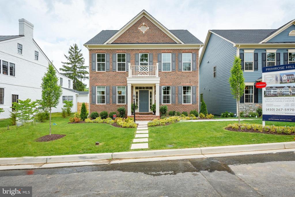 52  PRIMROSE HILL LANE, Annapolis, Maryland