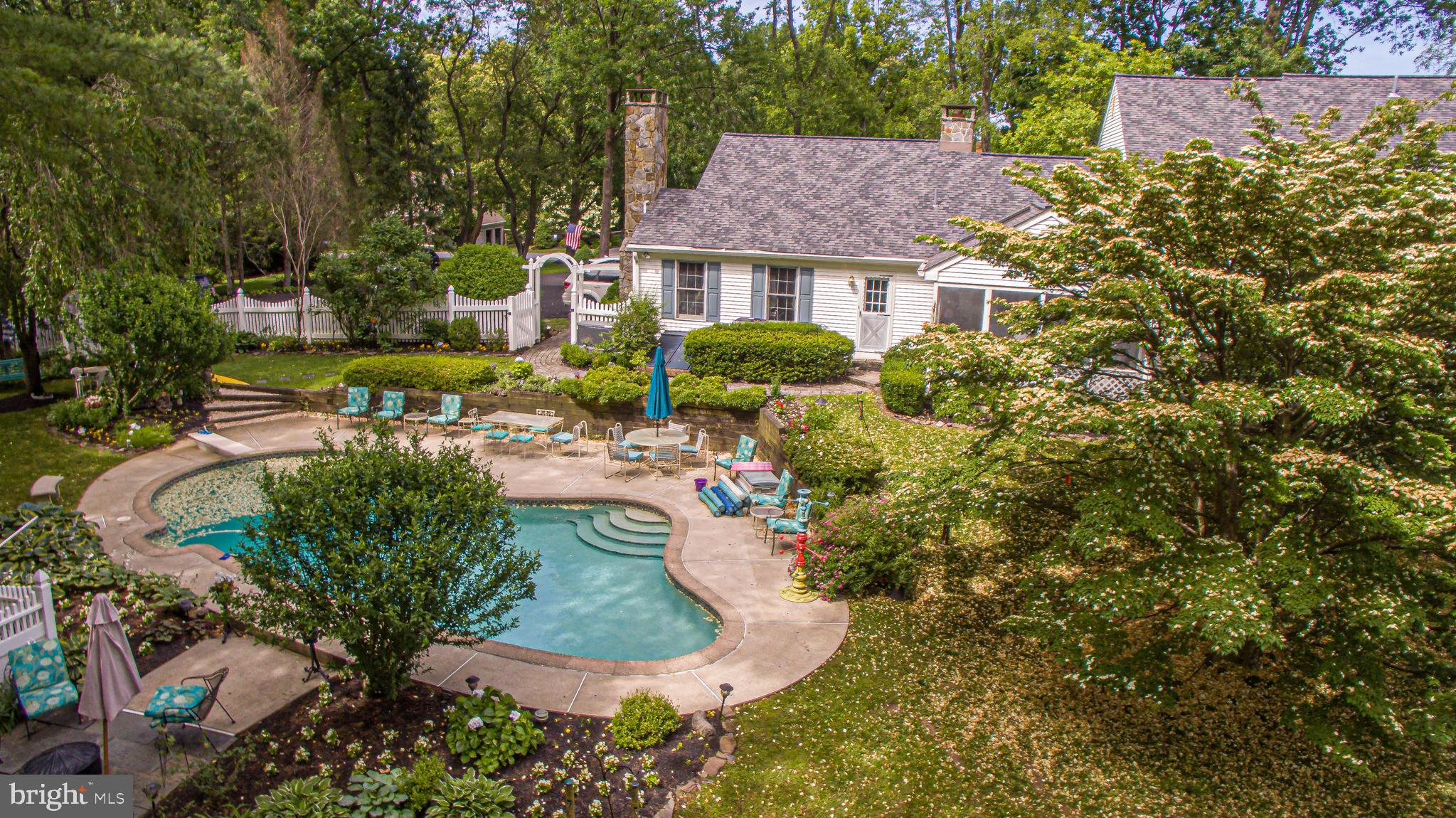 Homes for Sale with In-Law Au Pair Suite in Chester County Pennsylvania