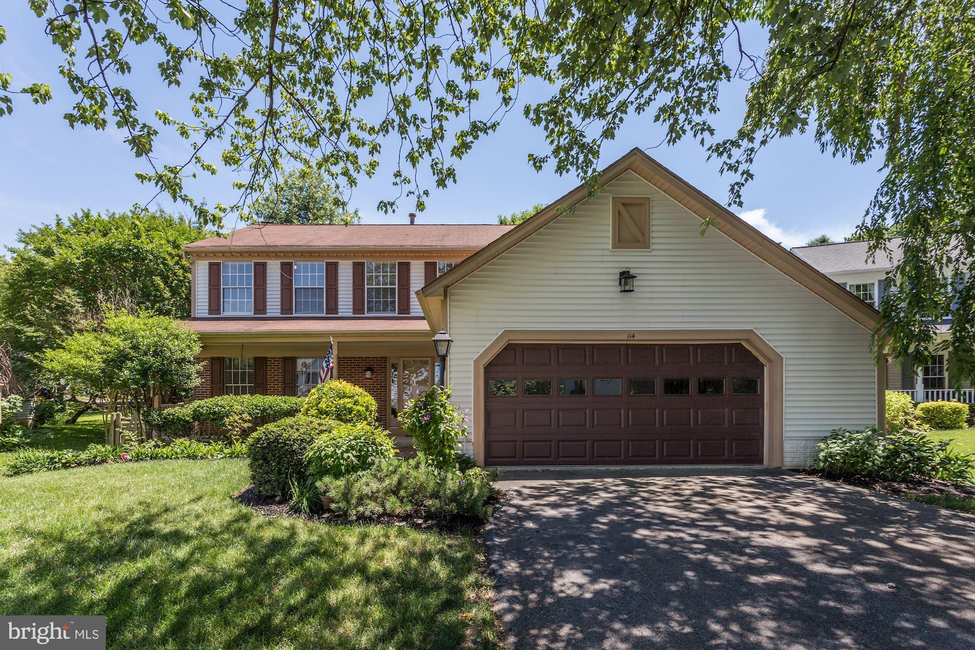 114 PEMBROOKE VIEW LANE, GAITHERSBURG, MD 20877