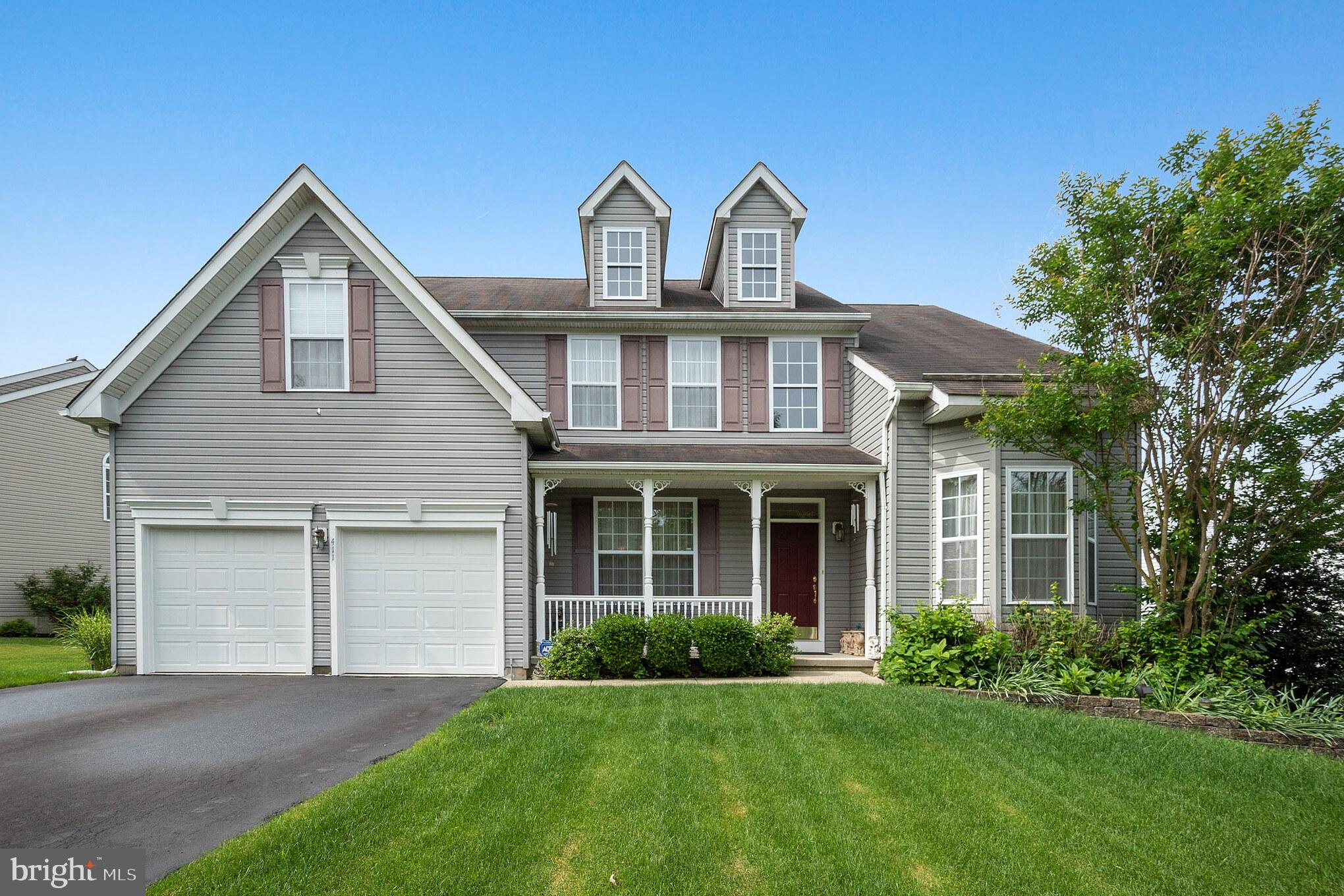 411 GARDEN VIEW DRIVE, THORNDALE, PA 19372