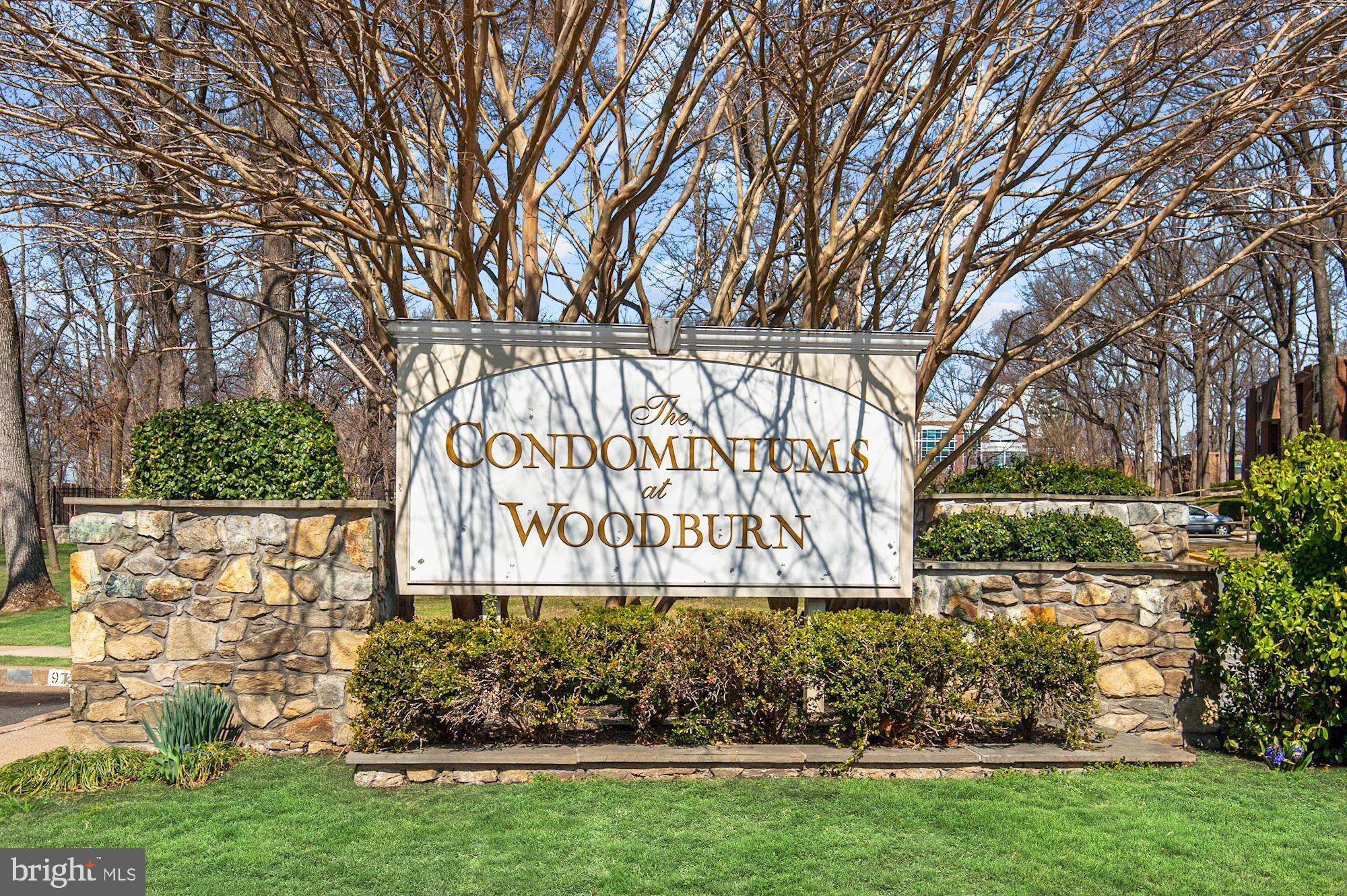 Welcome Home To The Condominiums At Woodburn Village! It Is A Wooded Haven In Growing Annandale VA - The Condo's Are Nestled In A Peaceful Haven Of Trees Convenient To Downtown DC, Dunn-Loring-Merrifield METRO-Minutes From The Beltway - Adjacent To The Fairfax NOVA Campus-Mosiac District Nearby.  On Site We Have A Newly Remodeled Pool, Tennis Courts, Basket Ball Courts, A Multi Use Athletic Court, As Well As Grills, Playgrounds, And Assigned Parking With Parking Permit Needed For All Vehicles Parked In The Parking Lot.  (Must Visit Woodburn Office, Near The Pool To Obtain Temporary Pass.) We Are Surrounded By Parks And Trails.  The Condo Fee Is All Inclusive, Includes Everything!  Eco Friendly Landscaping.  30 Acres Of Year-Round Landscaping, Relaxing Water Fountain Located Near The Office, Trees And Courtyard Throughout.  This Lovely 3 Bedroom, 2 Bath Condo Features Upgraded Appliances, Move In Ready, Beautifully Refinished Wood Floors Throughout.  Welcome Home To Woodburn Village!