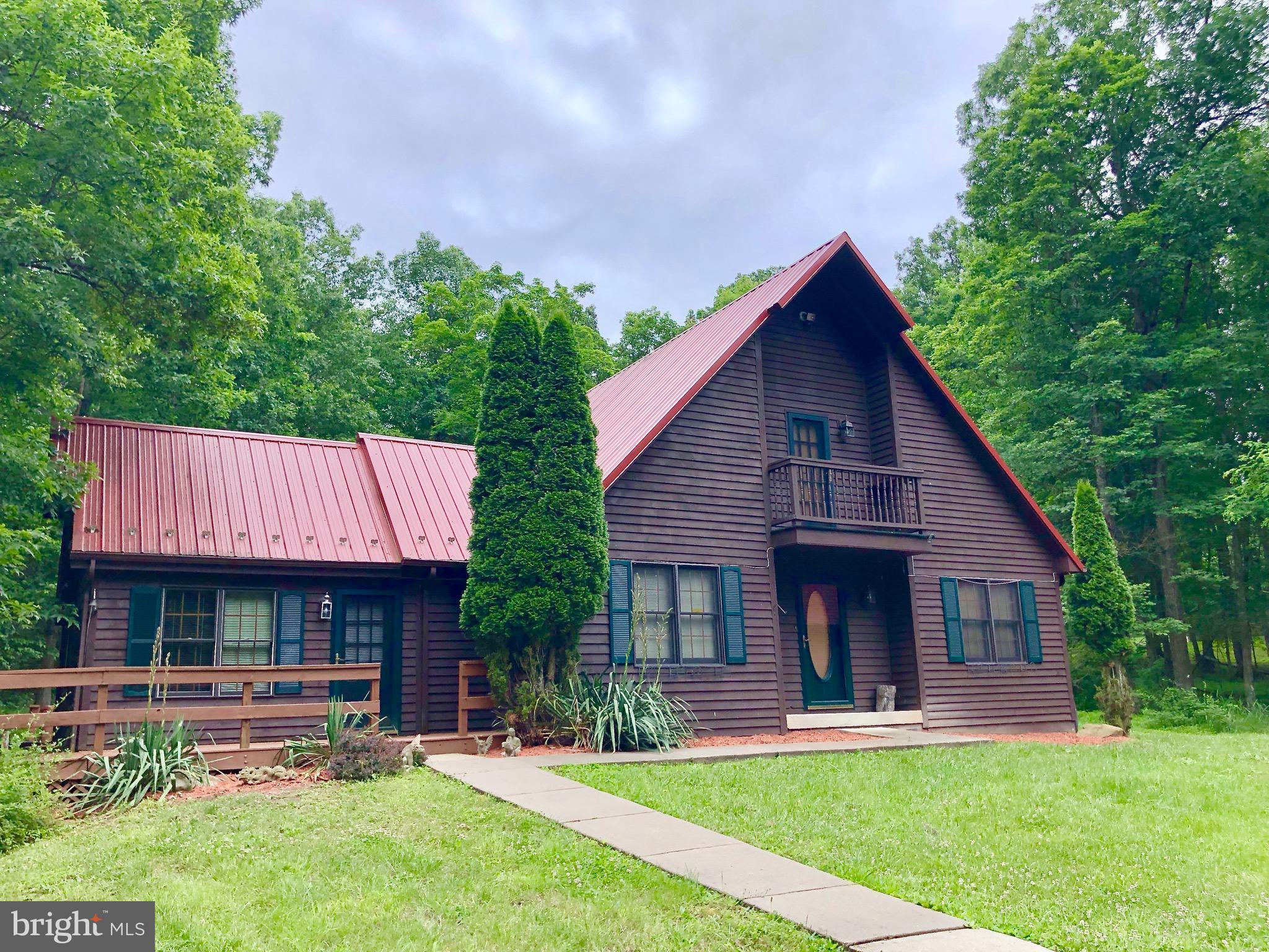 189 LYLE HOUSE ROAD, MATHIAS, WV 26812