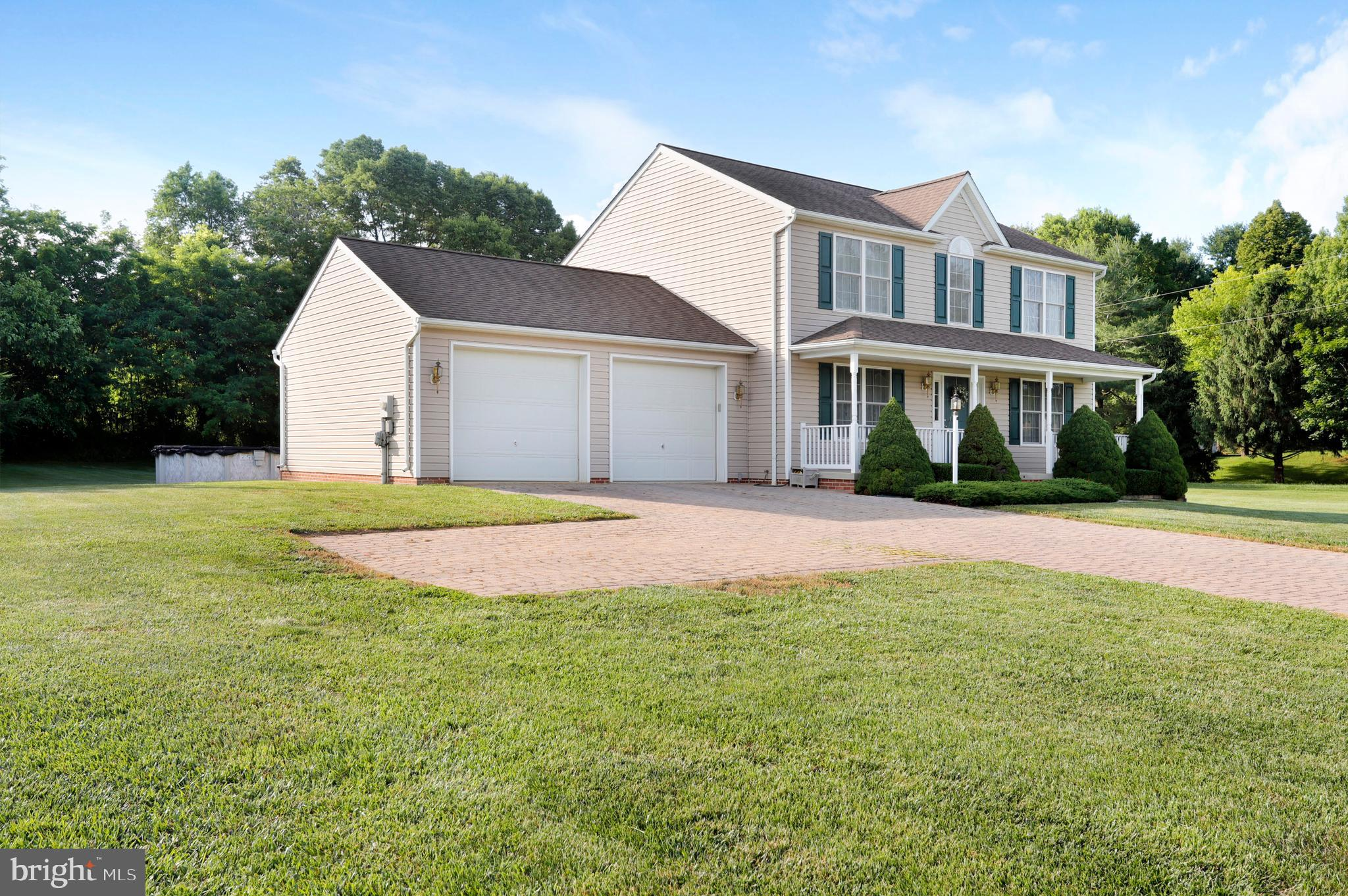 9136 JORDAN ROAD, FAIRPLAY, MD 21733