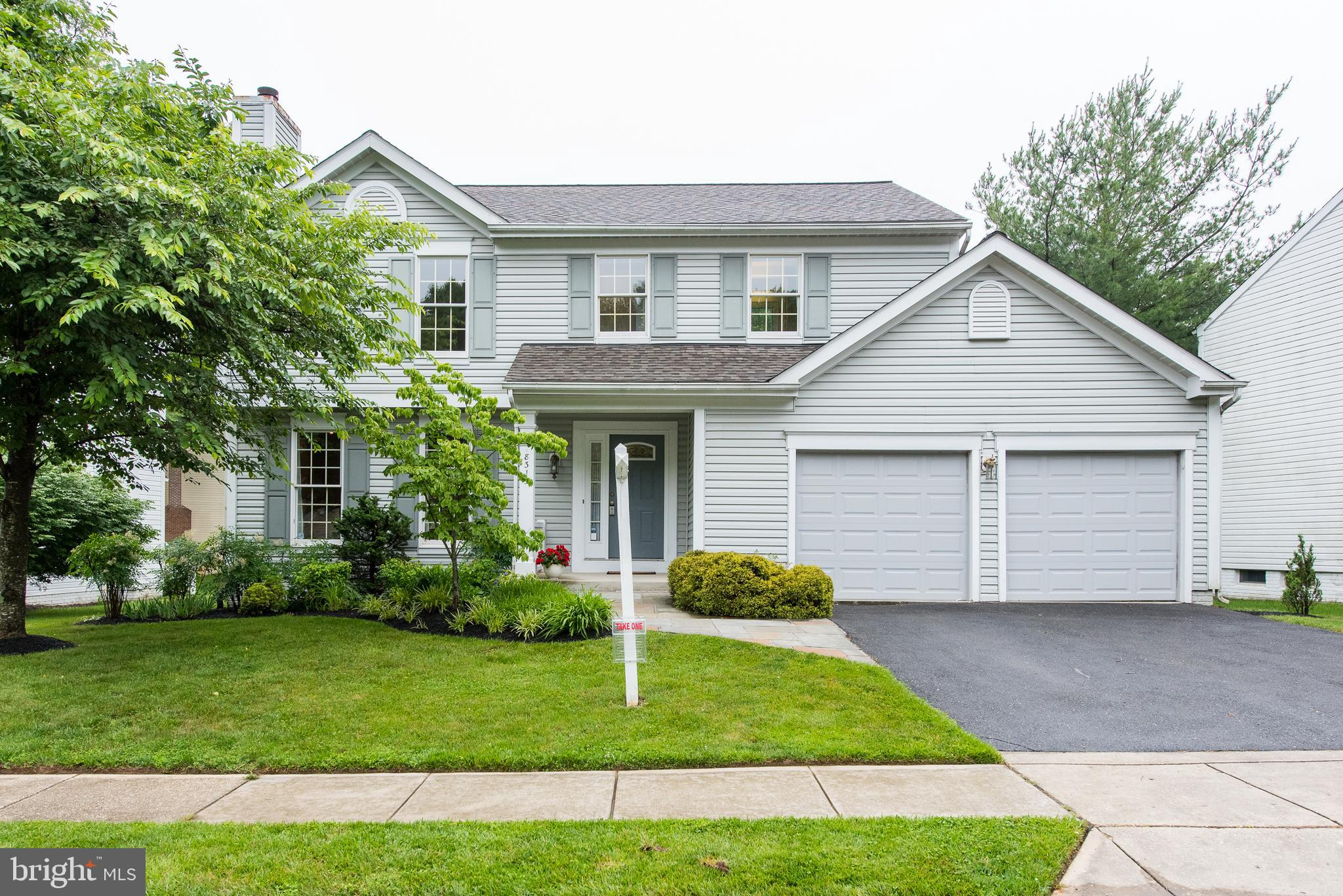 8315 PAINTED ROCK ROAD, COLUMBIA, MD 21045