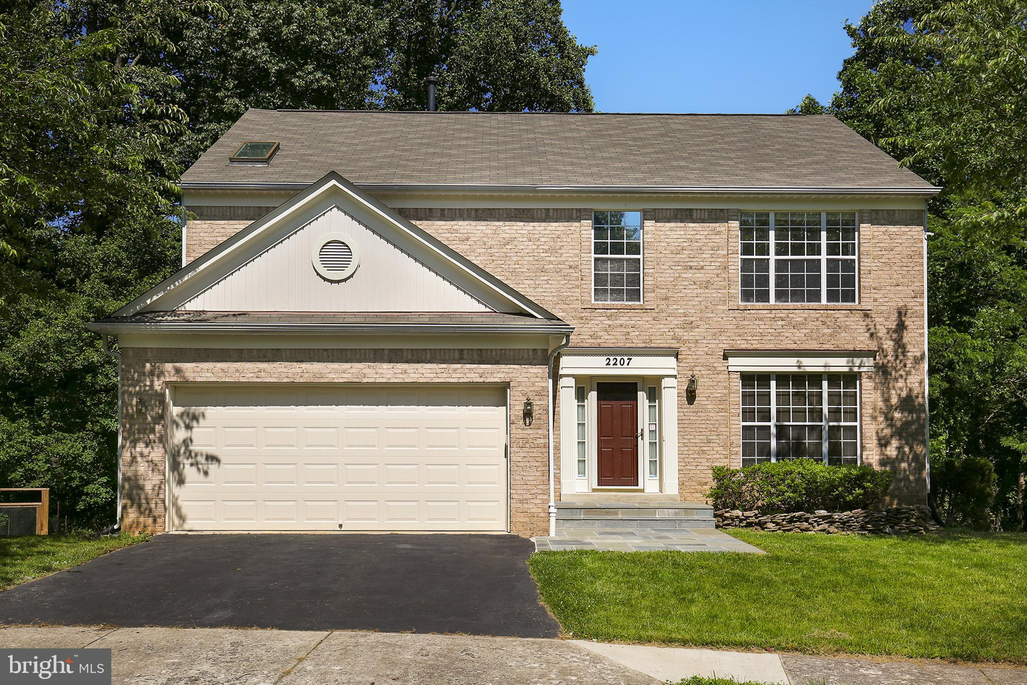 2207 COLD MEADOW WAY, SILVER SPRING, MD 20906