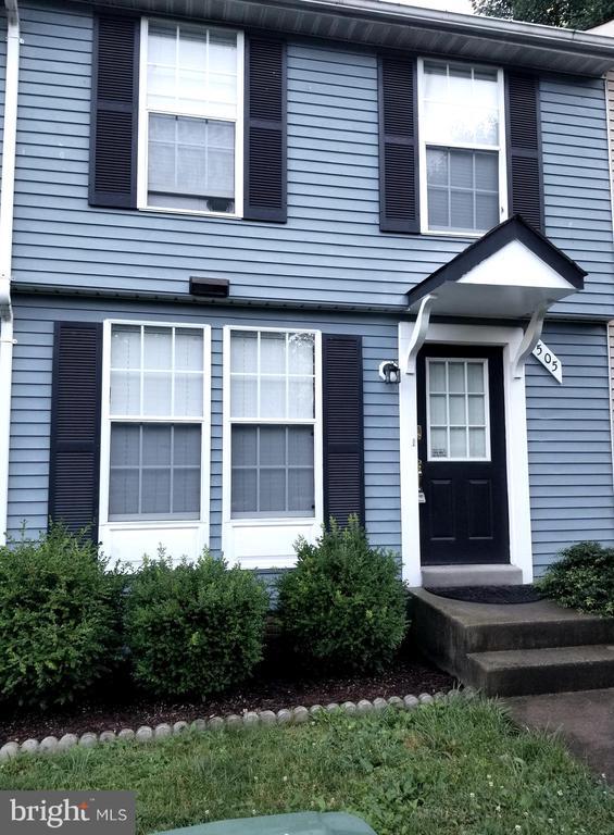 505 CARNABY STREET, STAFFORD, VA 22554
