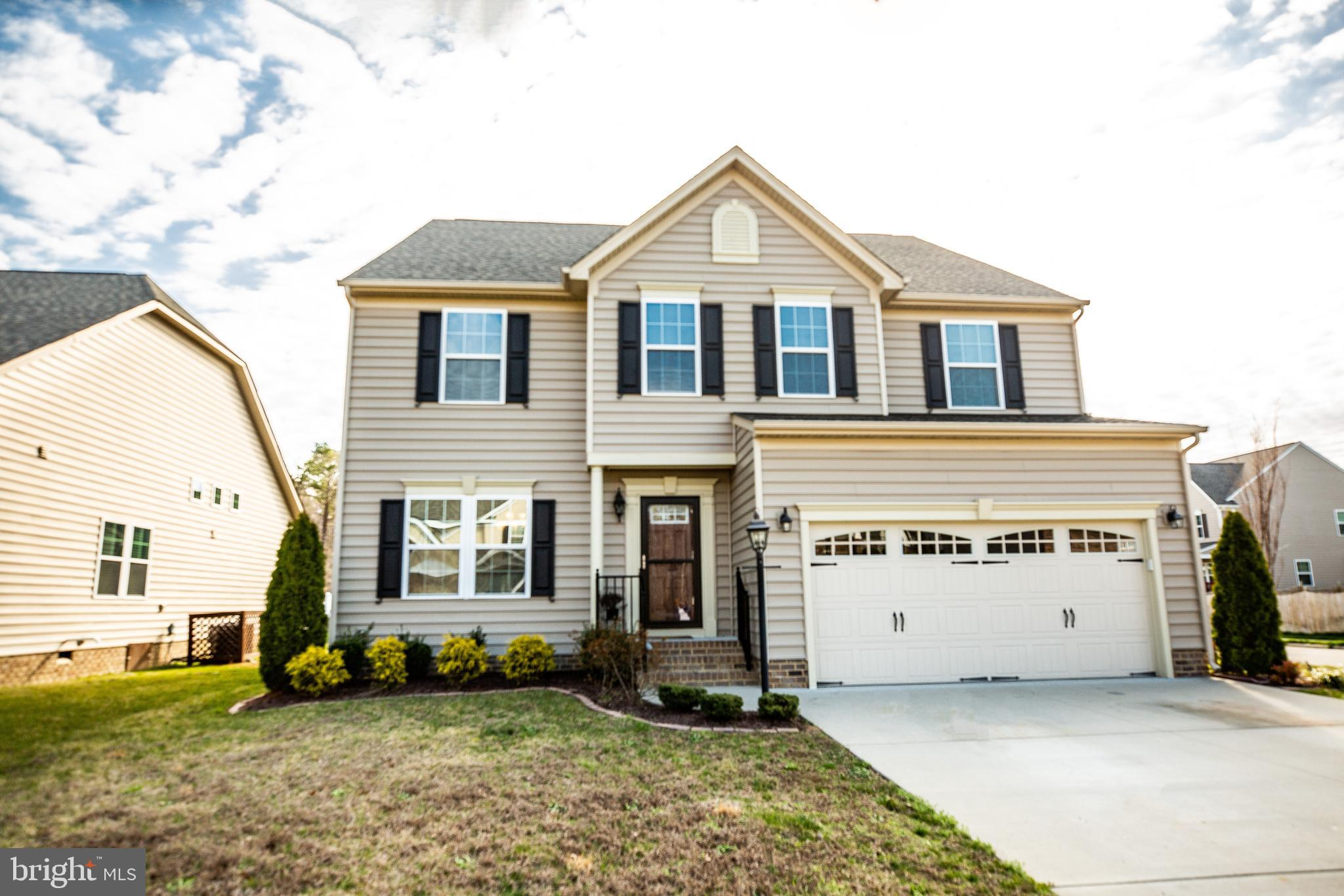 13580 PROVIDENCE RUN ROAD, ASHLAND, VA 23005