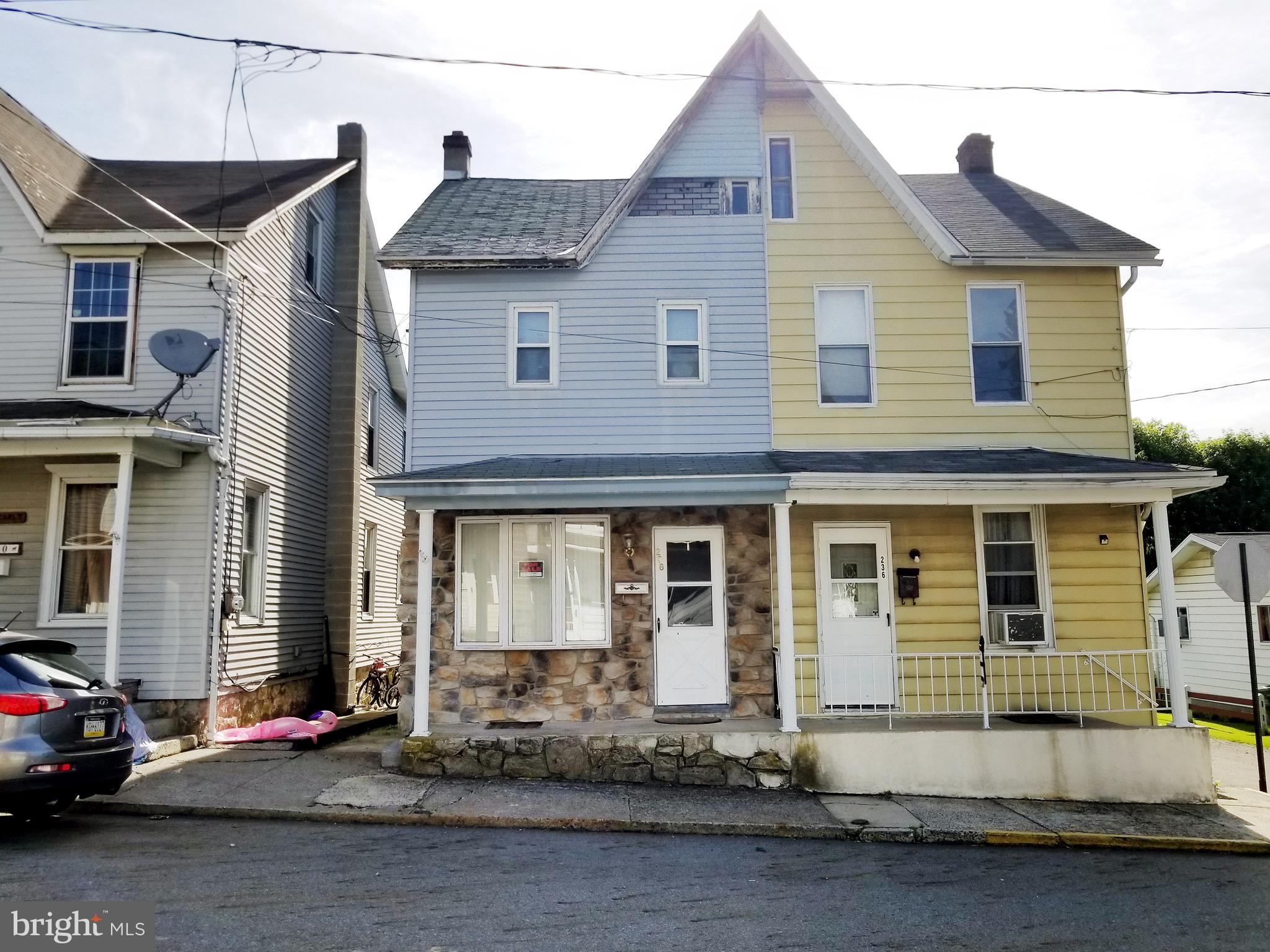 238 N PINE STREET, TREMONT, PA 17981