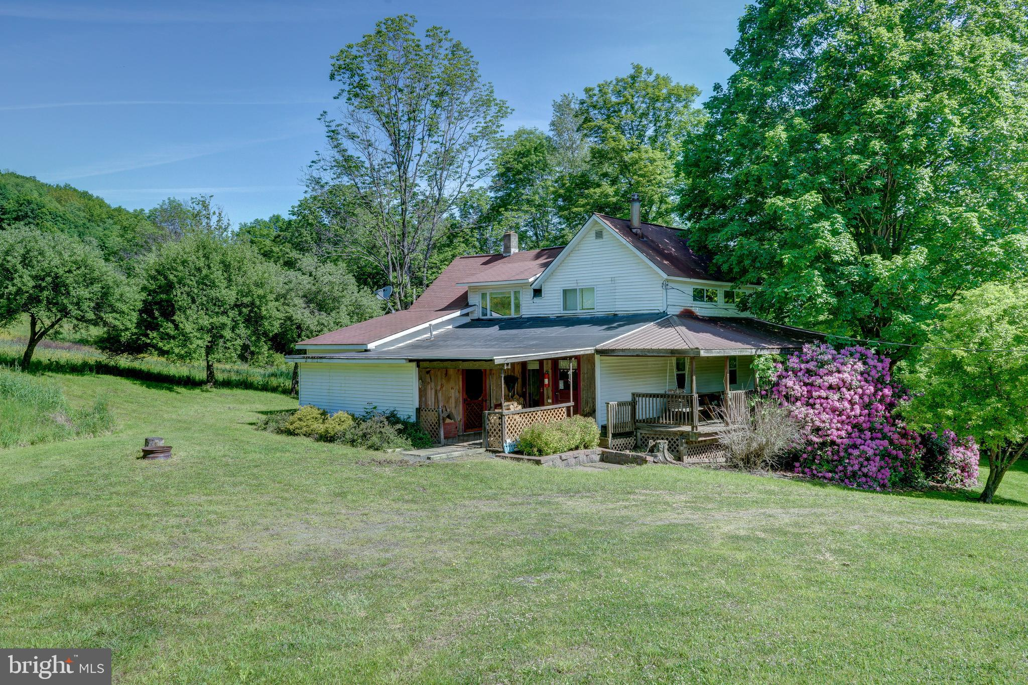 1770 COLEMAN MILLS ROAD, ROULETTE, PA 16746