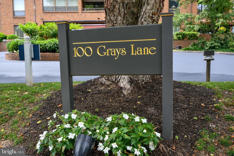 100 Grays Lane #402 Haverford, PA 19041